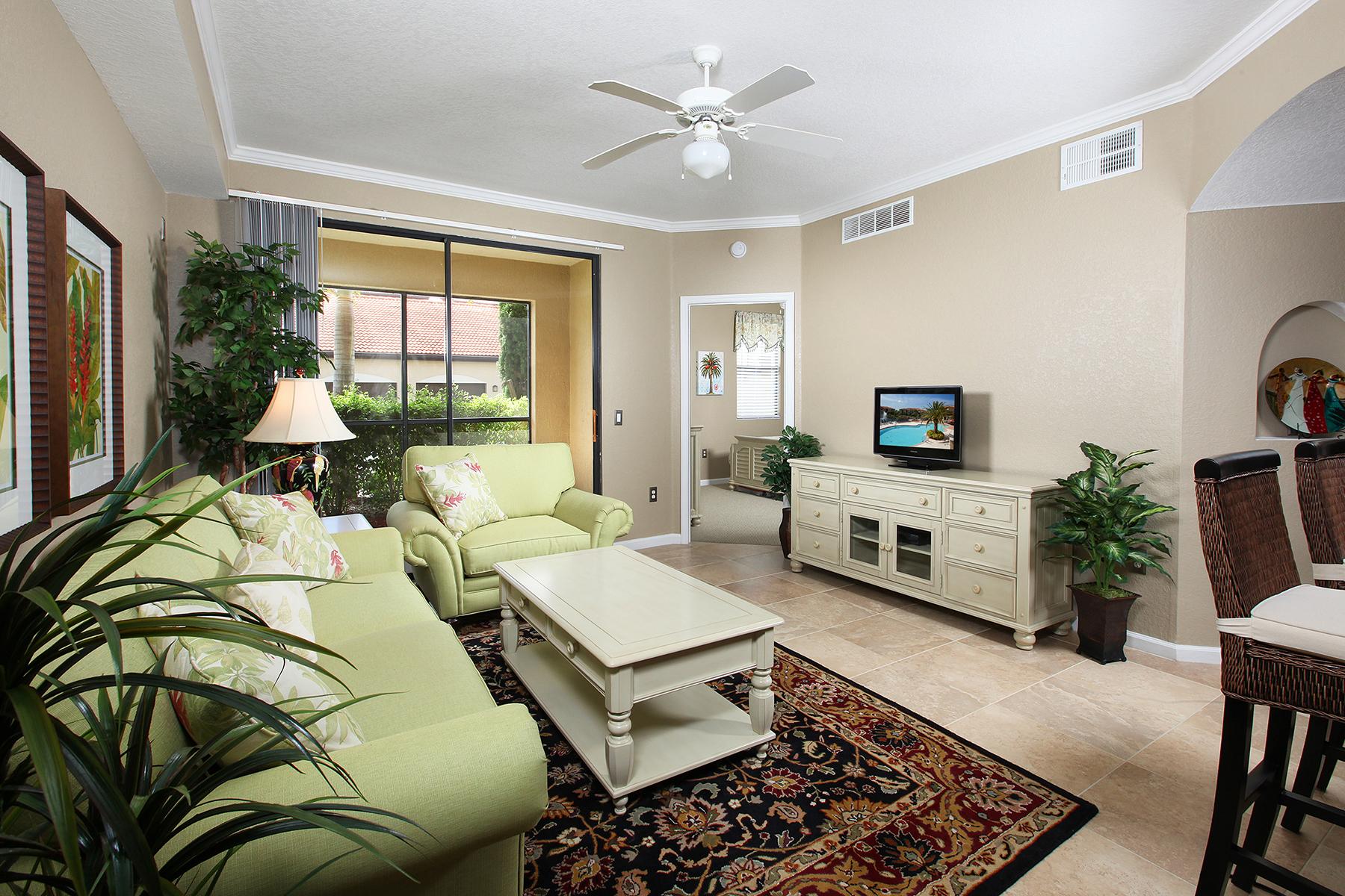 Кондоминиум для того Продажа на Positano Place 12970 Positano Cir 107 Naples, Флорида, 34105 Соединенные Штаты