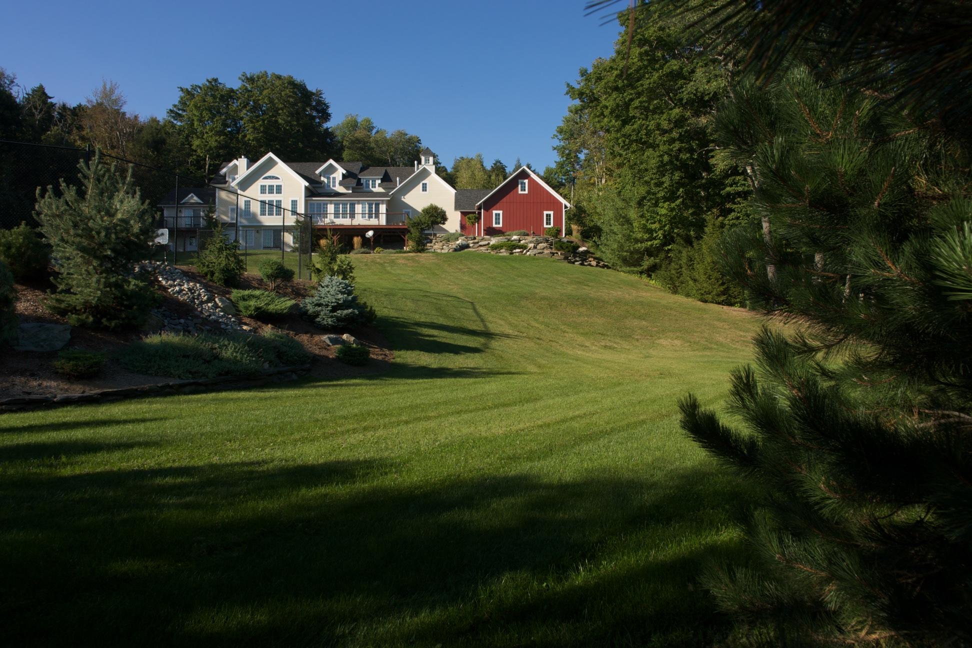 Maison unifamiliale pour l Vente à 534 Fayston Farm Rd, Fayston Fayston, Vermont 05673 États-Unis