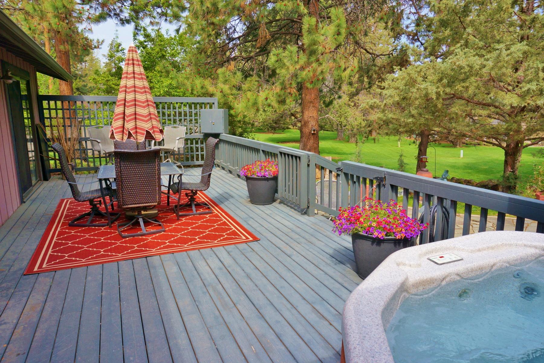 Частный односемейный дом для того Продажа на Timber Ridge 20436 Whistle Punk Bend, Орегон 97702 Соединенные Штаты