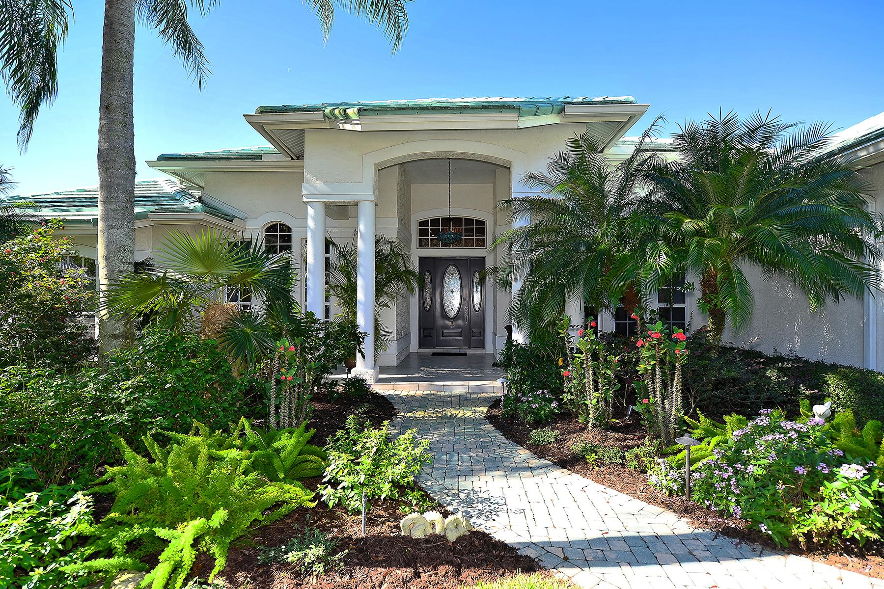 Nhà ở một gia đình vì Bán tại LAUREL OAK ESTATES 3022 Dick Wilson Dr Sarasota, Florida 34240 Hoa Kỳ