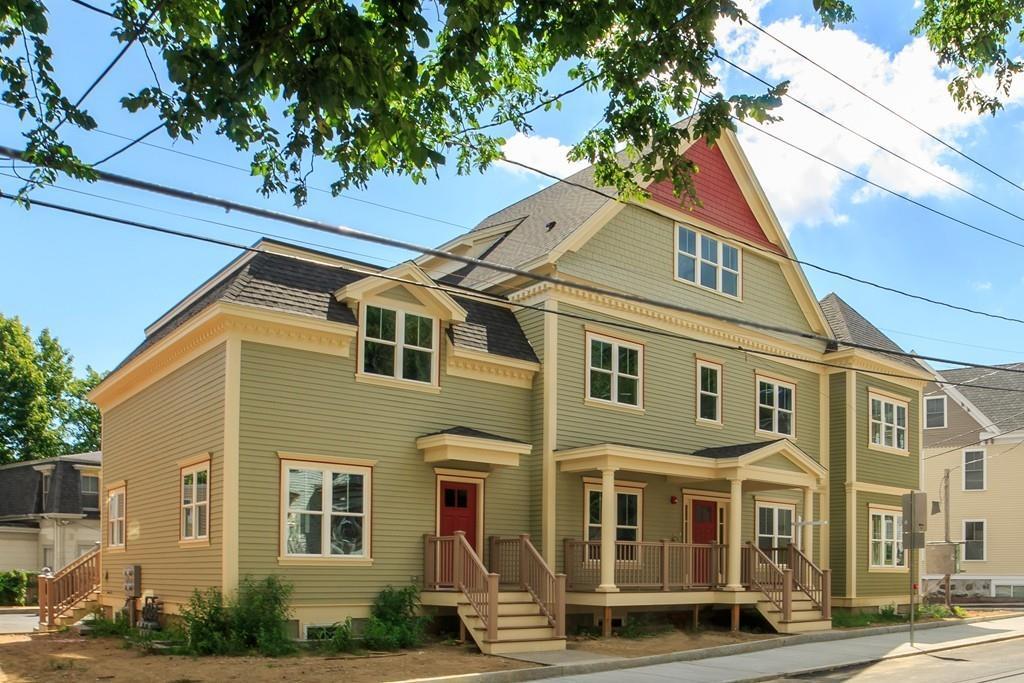 Eigentumswohnung für Verkauf beim 266 Lamartine St. 2, Boston 266 Lamartine St 2 Jamaica Plain, Boston, Massachusetts, 02130 Vereinigte Staaten