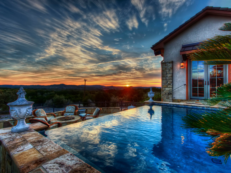 Single Family Home for Sale at Breathtaking Dominion Estate 38 Galleria Dr San Antonio, Texas 78257 United States