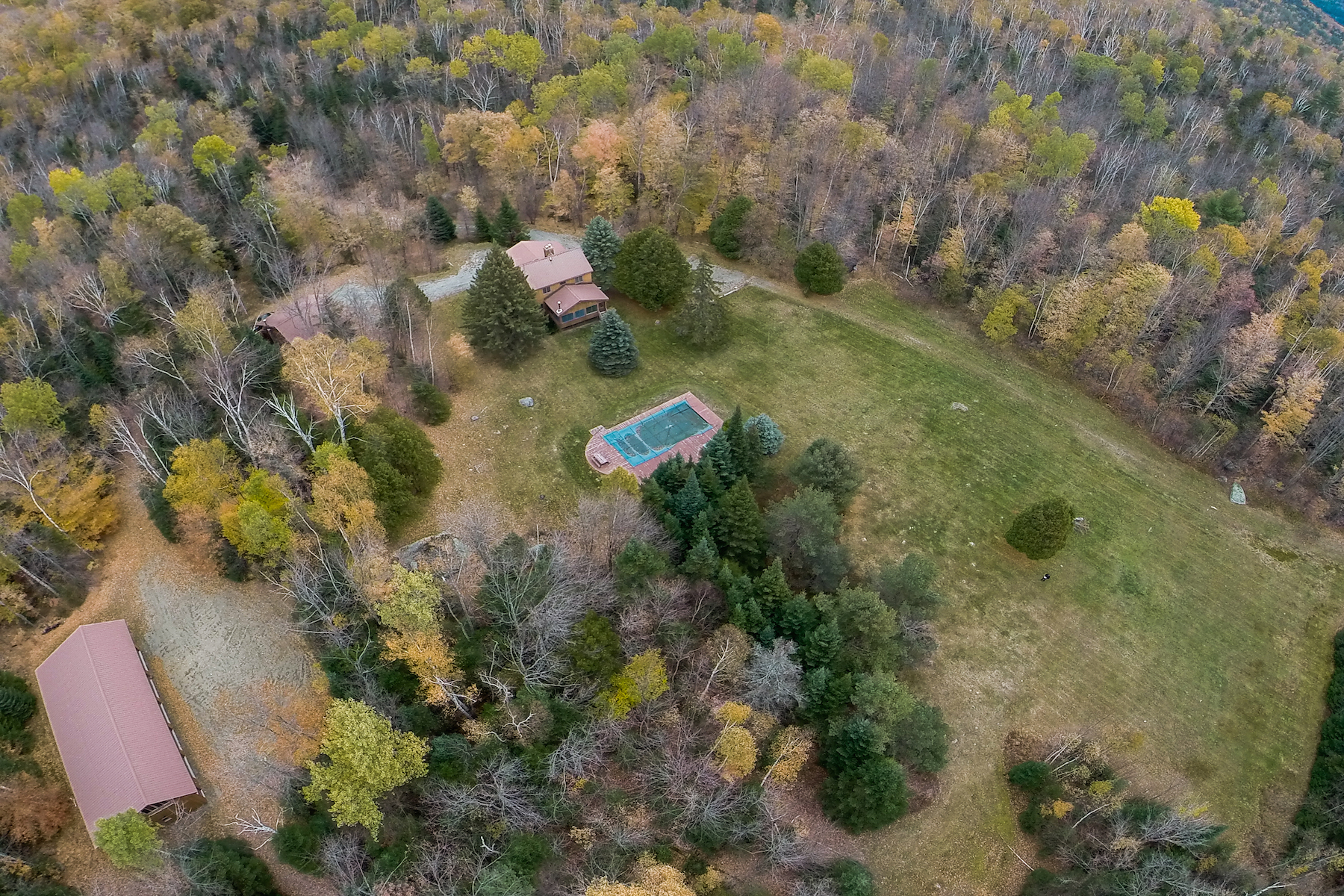 Additional photo for property listing at Sky Hi Ranch on 156 Acres 329  Sky Hi Rd Thurman, New York 12885 États-Unis