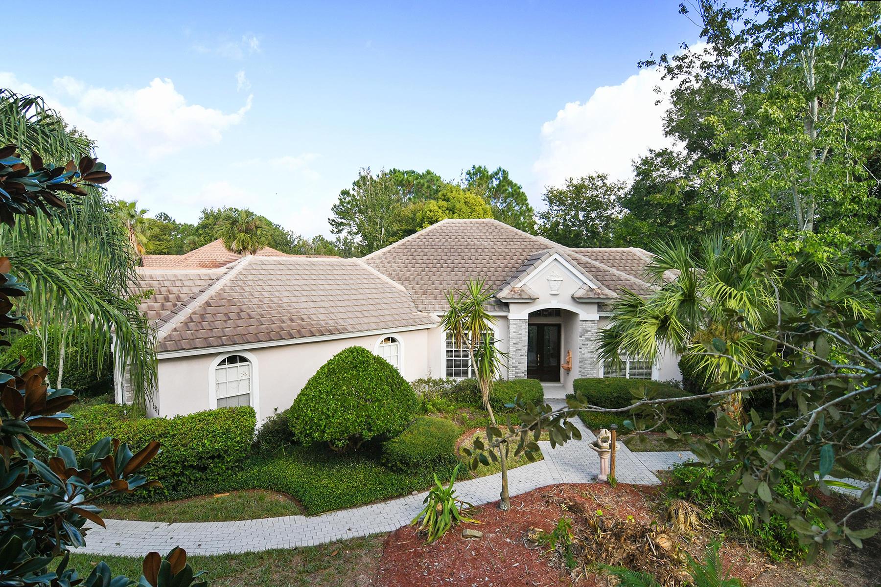 단독 가정 주택 용 매매 에 ORLANDO - SANFORD 5278 Shoreline Cir Sanford, 플로리다, 32771 미국