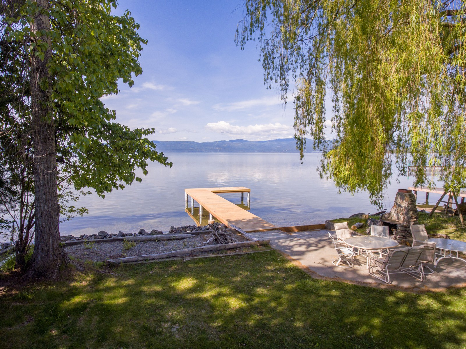 Nhà ở một gia đình vì Bán tại Waters Edge 56 Rivers End Bigfork, Montana, 59911 Hoa Kỳ