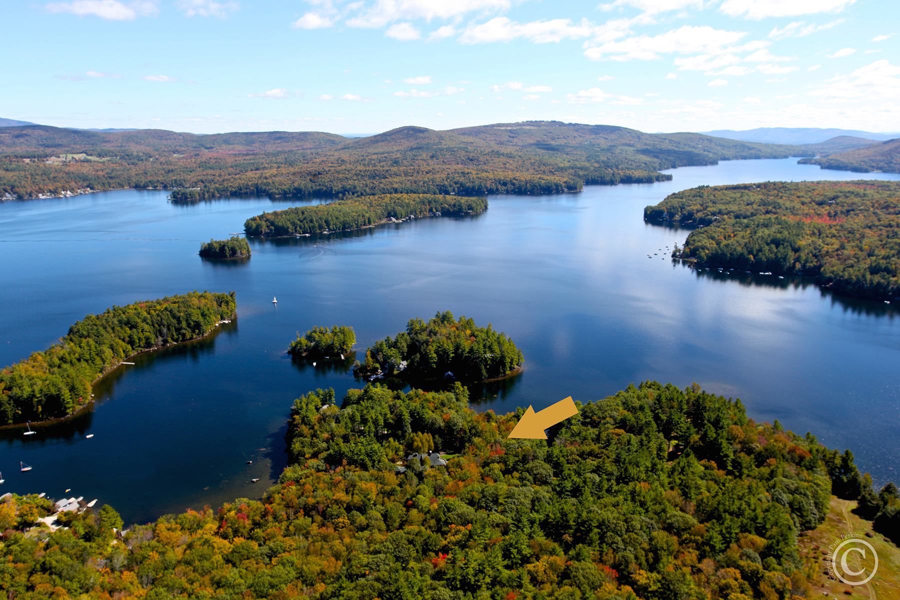 Single Family Home for Sale at Safe Harbor 27 Burkehaven Lane Sunapee, New Hampshire 03782 United States