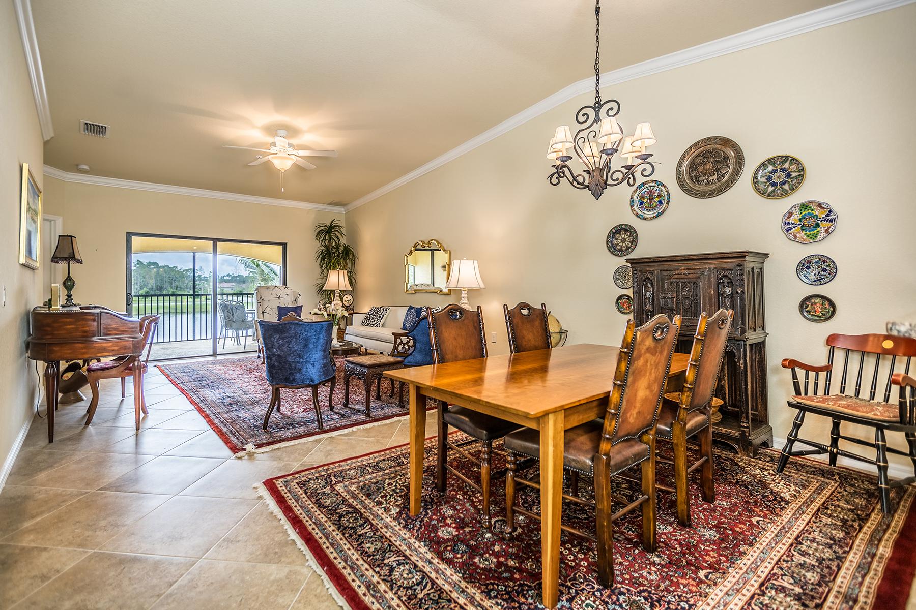 Condominio por un Venta en TREVISO BAY - VERANDA II 9514 Avellino Way 2121 Naples, Florida, 34113 Estados Unidos