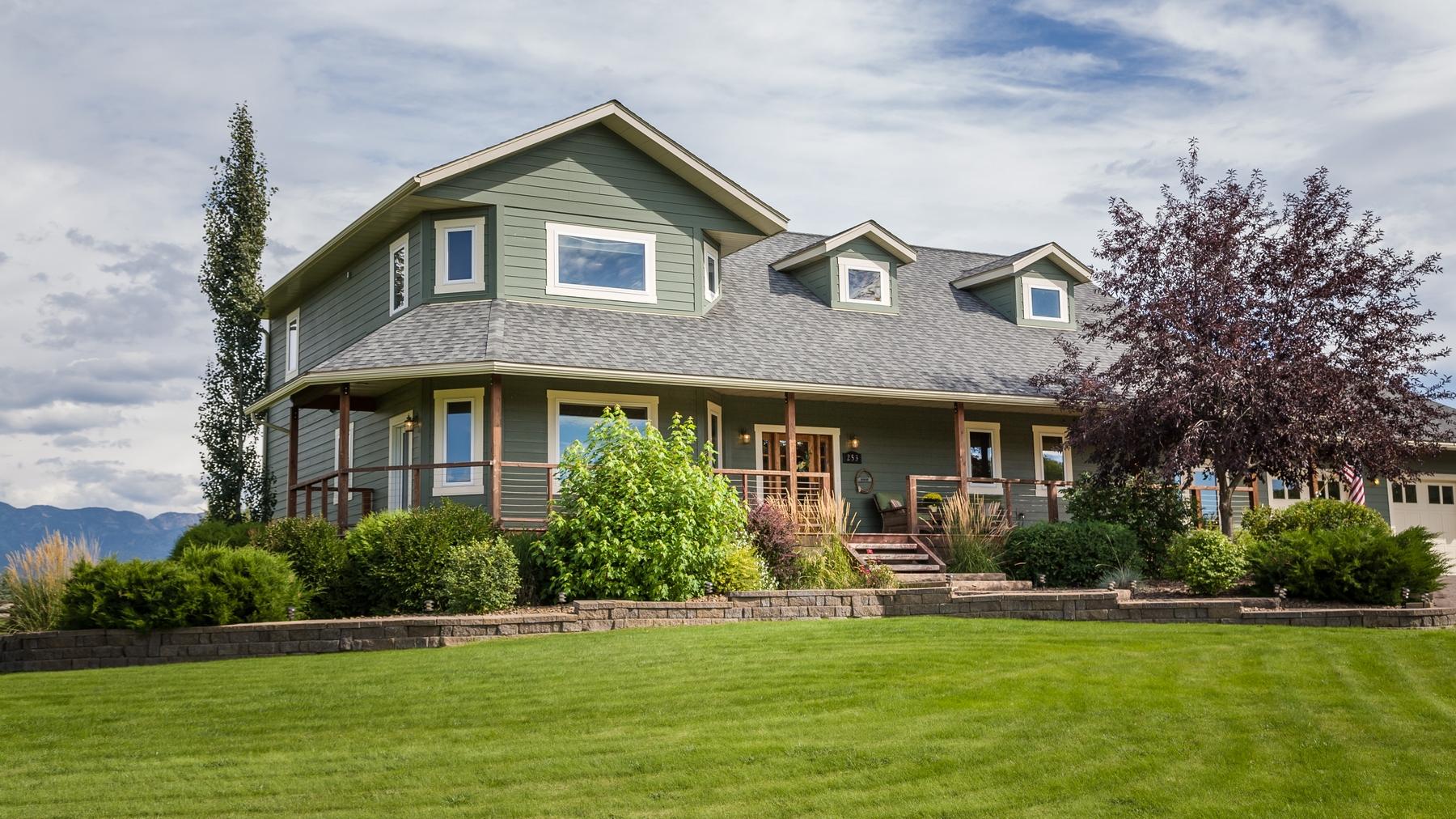 Einfamilienhaus für Verkauf beim 253 Fox Den Trl , Kalispell, MT 59901 253 Fox Den Trl Kalispell, Montana, 59901 Vereinigte Staaten