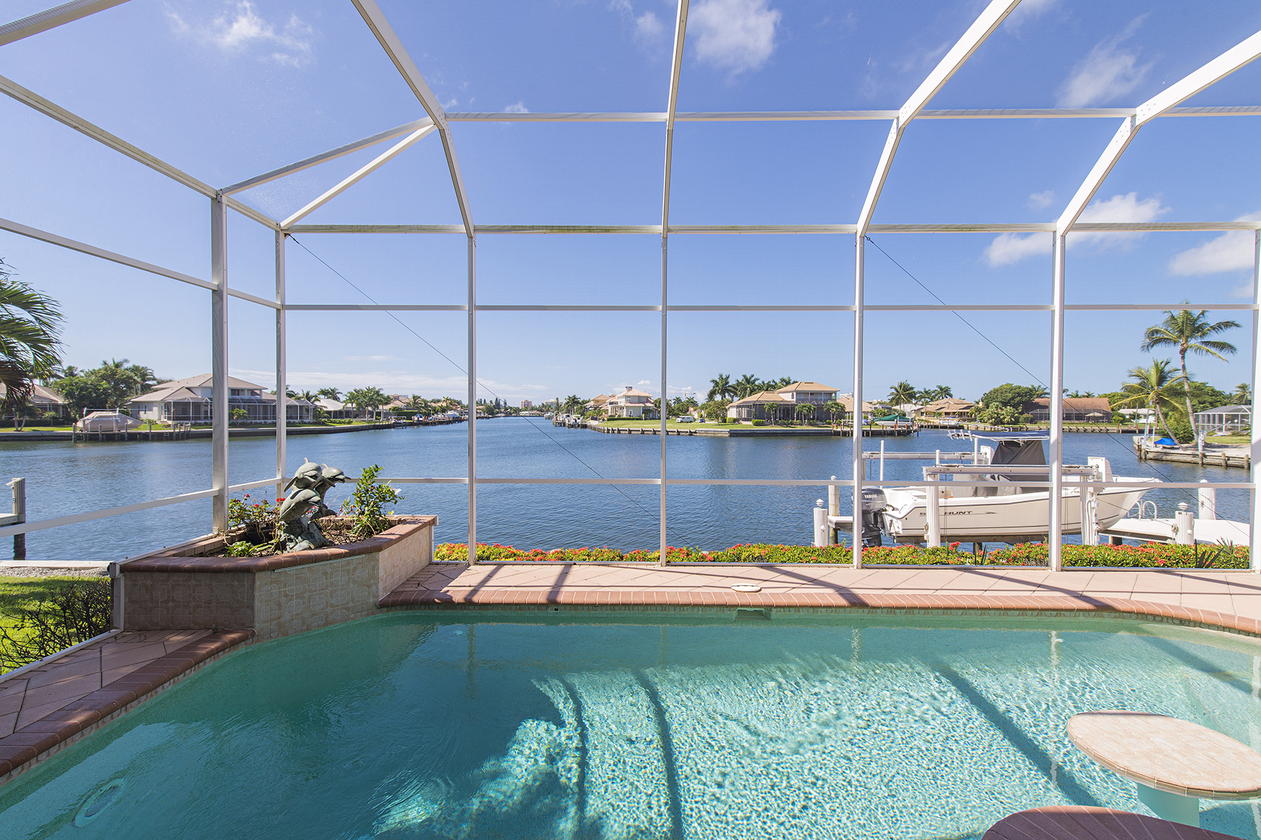 Property For Sale at MARCO ISLAND - S HEATHWOOD DRIVE