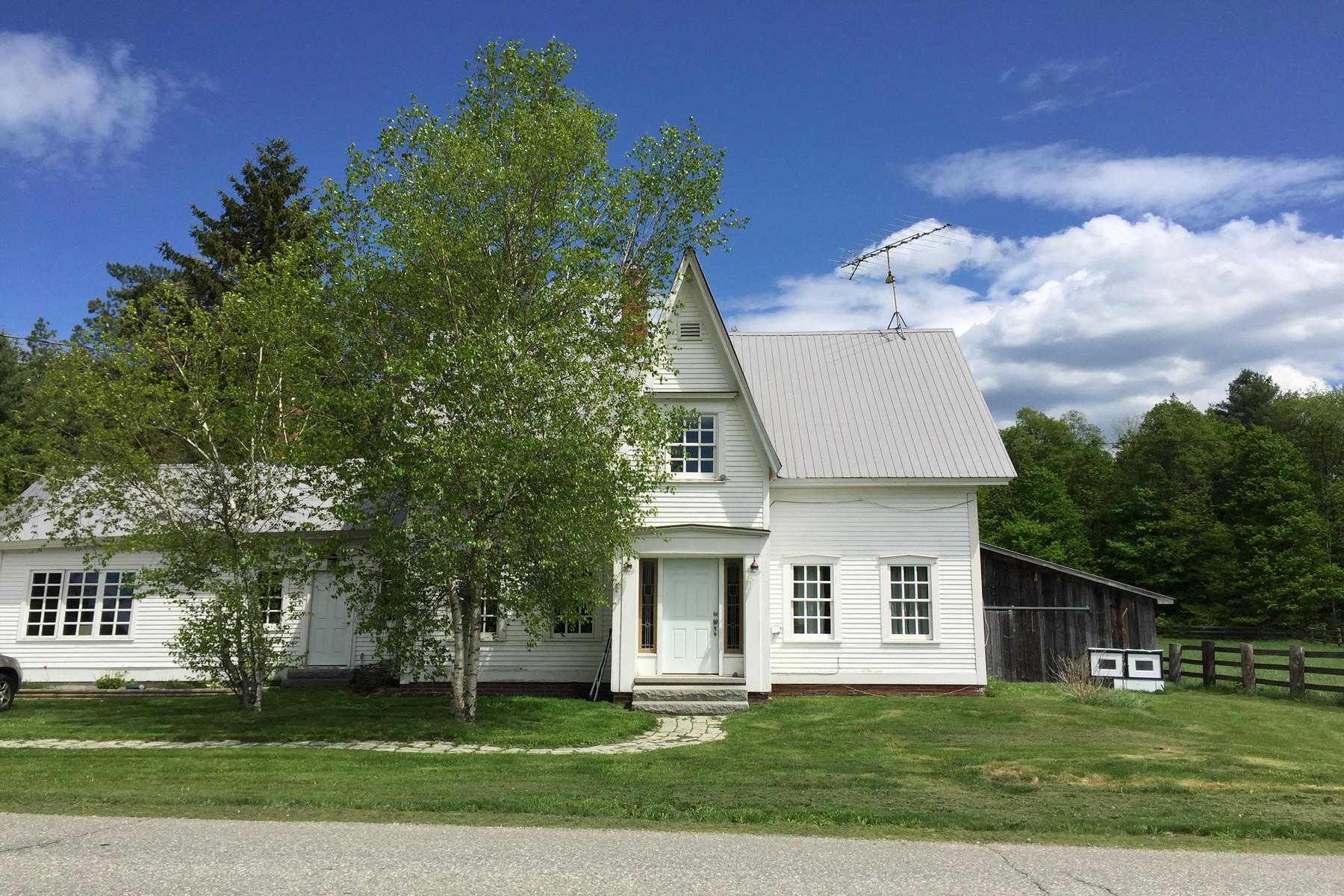 Einfamilienhaus für Verkauf beim 2231 Randolph Rd, Morristown Morristown, Vermont, 05661 Vereinigte Staaten