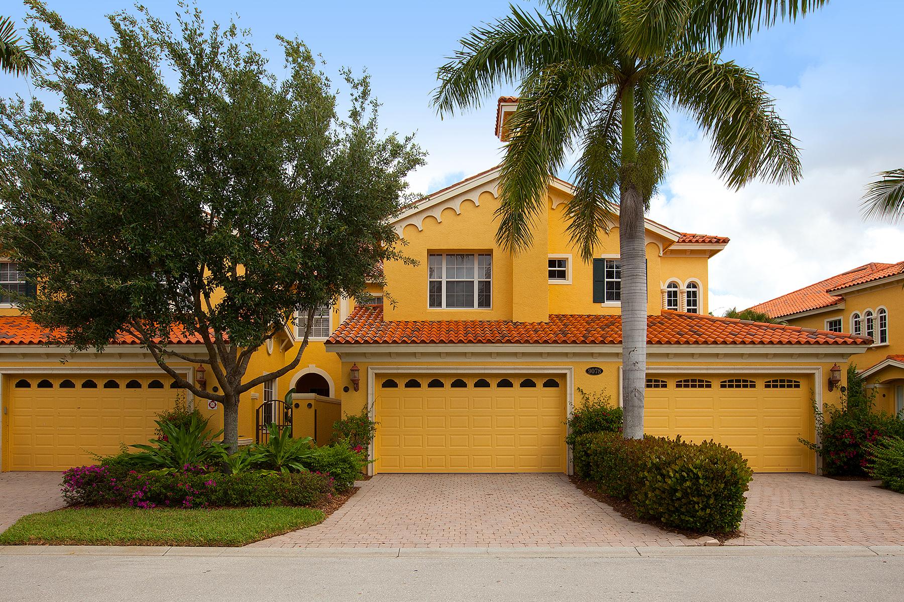 Condominio per Vendita alle ore FIDDLER'S CREEK - CASCADA 9078 Cascada Way 102 Naples, Florida 34114 Stati Uniti