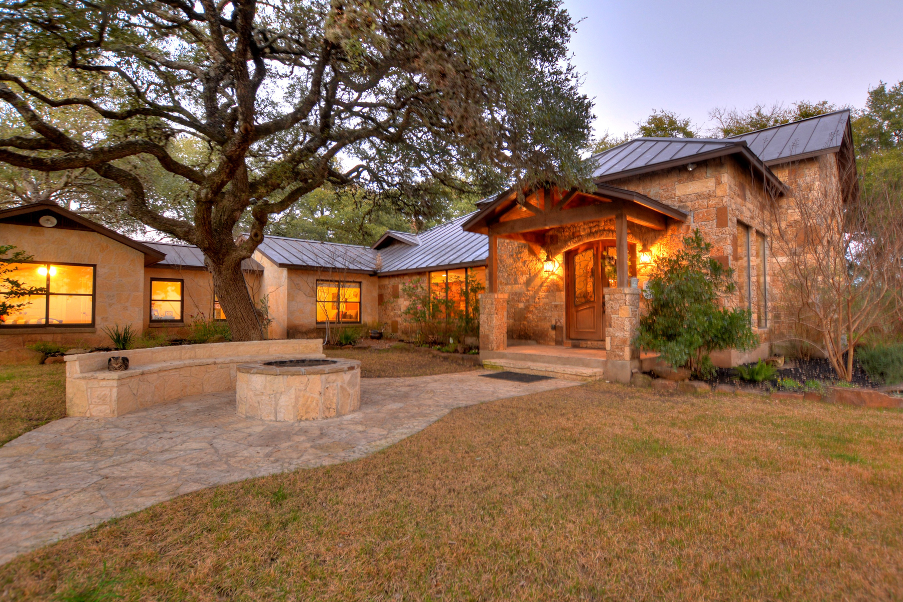 Single Family Home for Sale at Gorgeous Home on 22.9 Acres in Boerne 232 State Highway 46 E Boerne, Texas 78006 United States