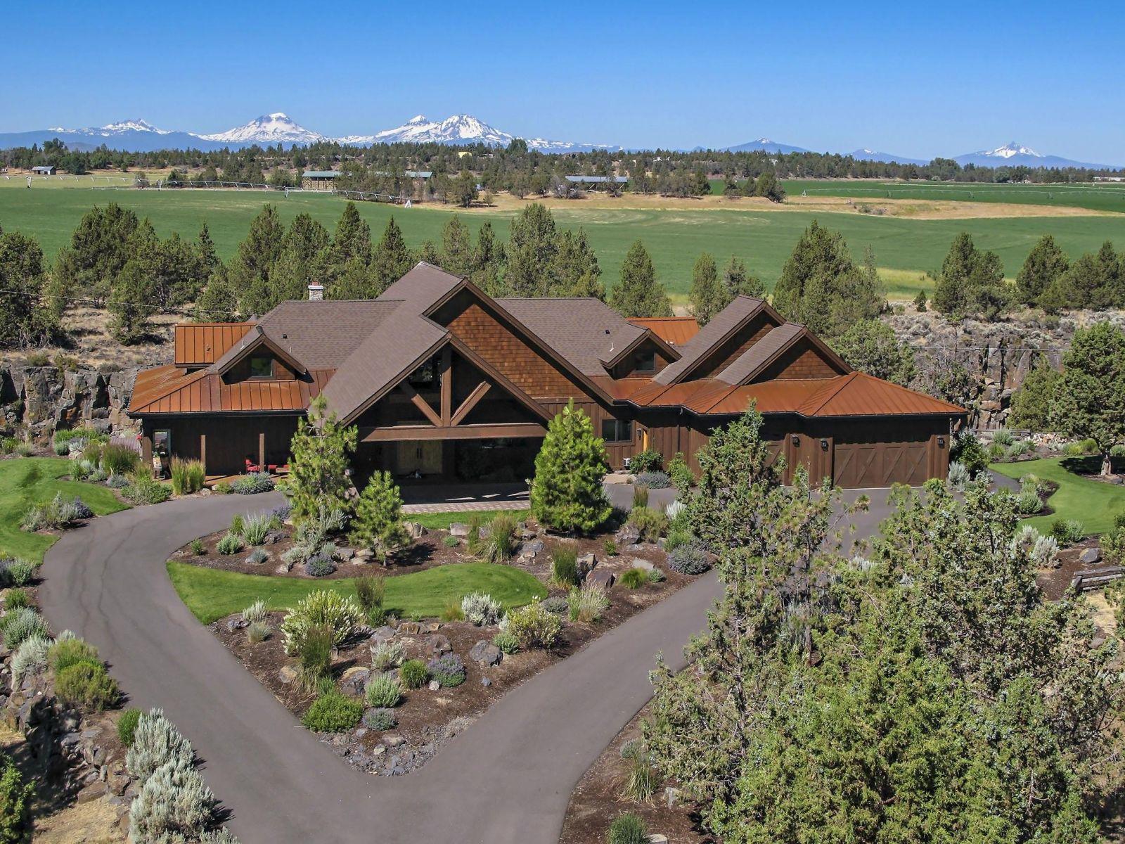 独户住宅 为 销售 在 5301 Lone Pine 5301 NW Lone Pine Rd Terrebonne, 俄勒冈州 97760 美国
