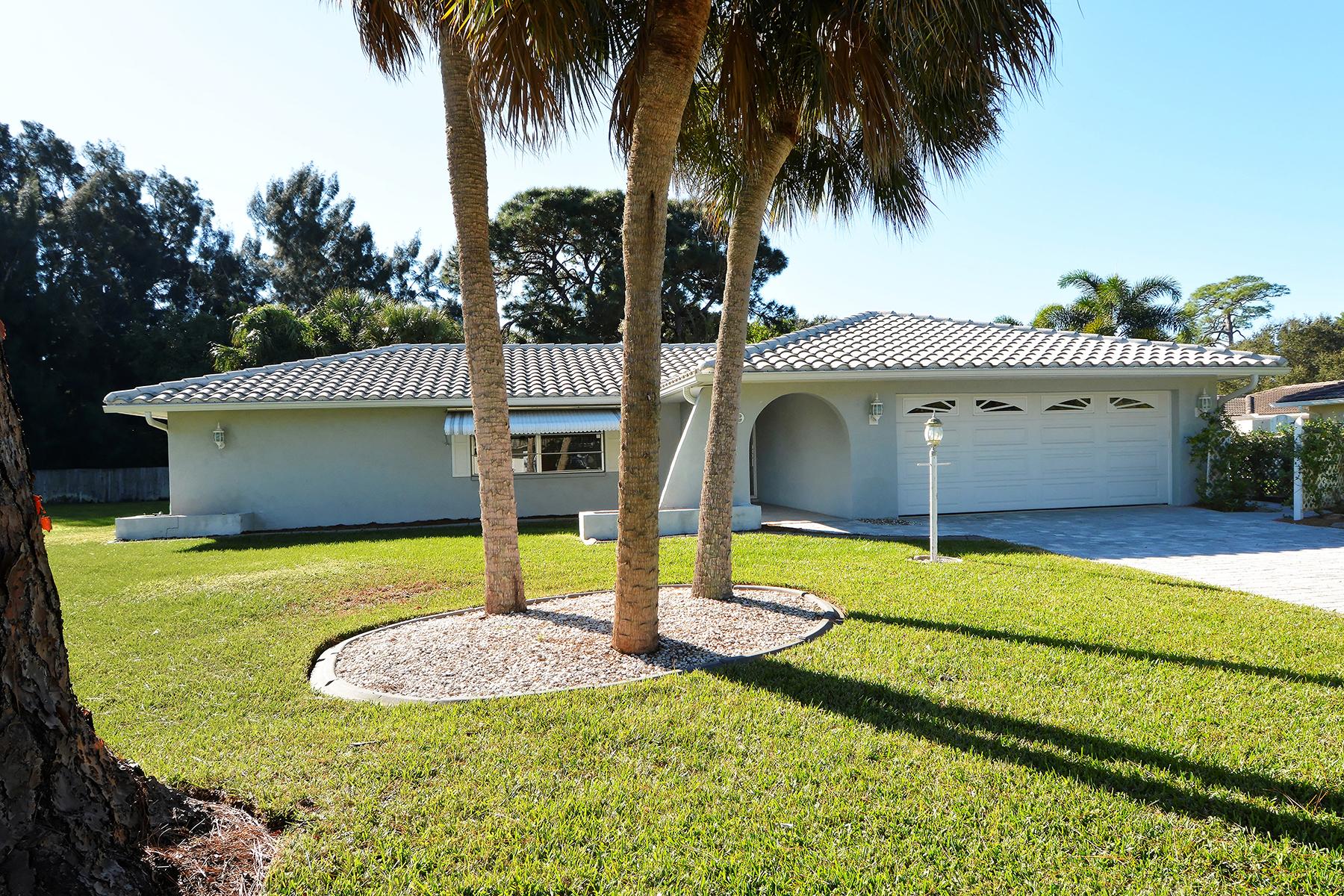 Single Family Home for Sale at NOKOMIS 209 Cavallini Dr Nokomis, Florida 34275 United States
