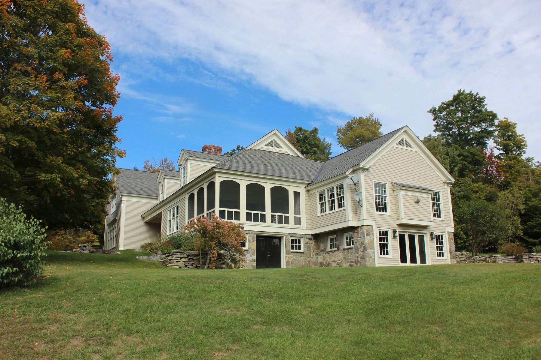 Single Family Home for Sale at 1426 Goodaleville Rd, Londonderry Londonderry, Vermont, 05155 United States