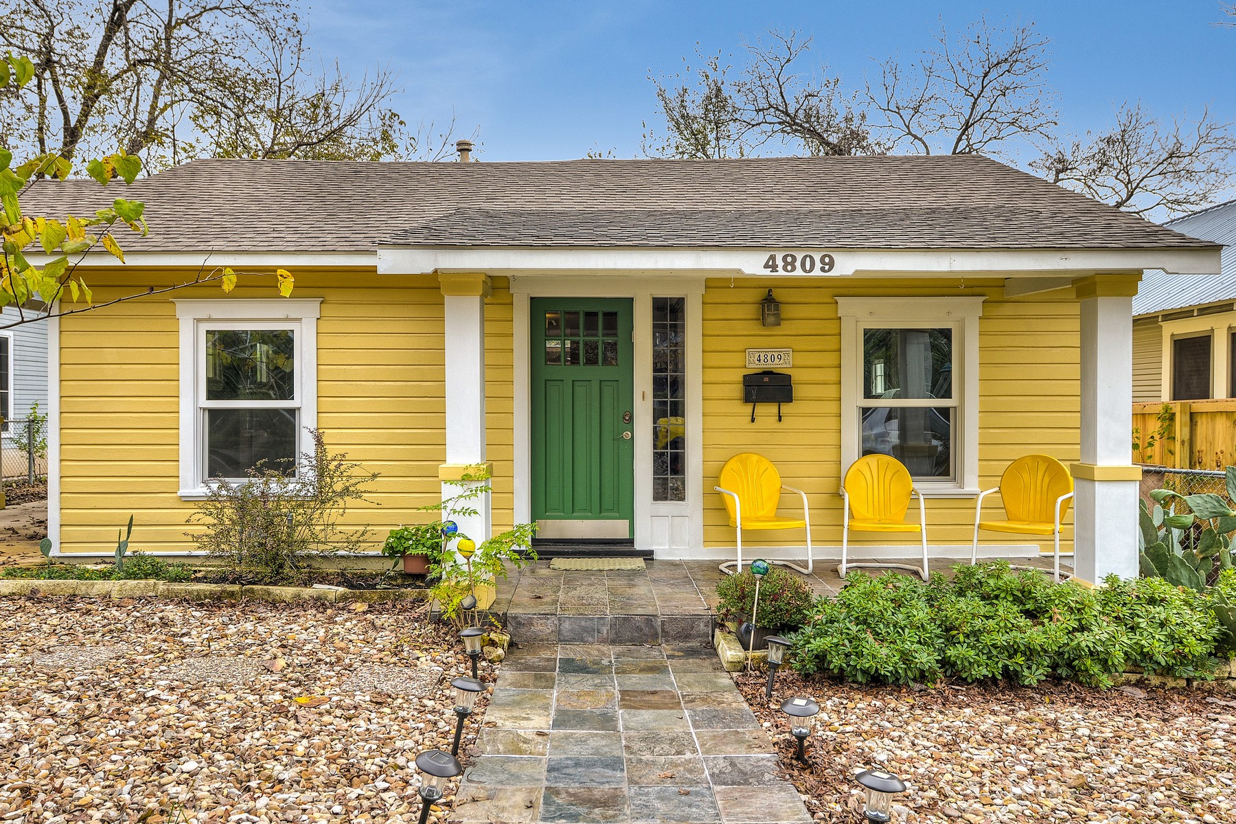 Multi-Family Home for Sale at Two Adorable Houses on One Lot in Hyde Park 4809 Avenue H A & B Austin, Texas 78751 United States