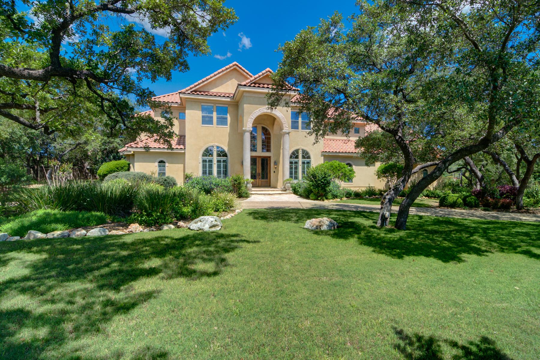 sales property at Mediterranean Home in Prestigious Shavano Creek
