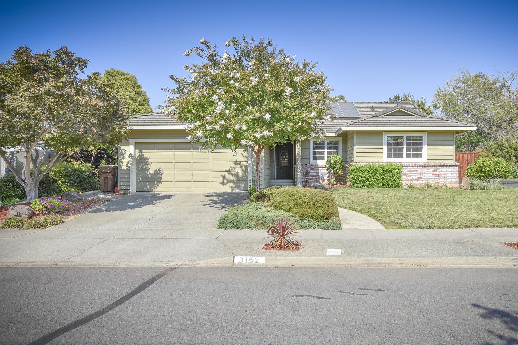 단독 가정 주택 용 매매 에 3152 Hyde Park Dr, Napa, CA 94558 3152 Hyde Park Dr Napa, 캘리포니아, 94558 미국