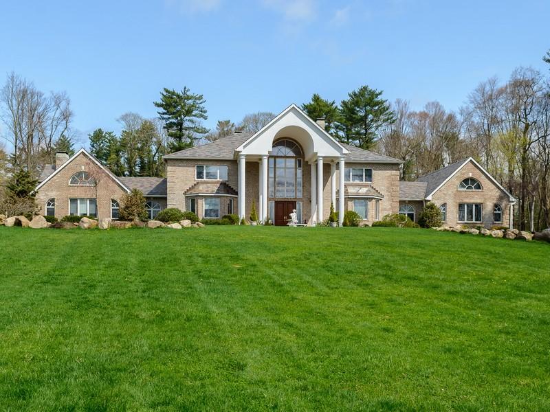 独户住宅 为 销售 在 Estate 9 Black Rock Rd Muttontown, 纽约州 11545 美国