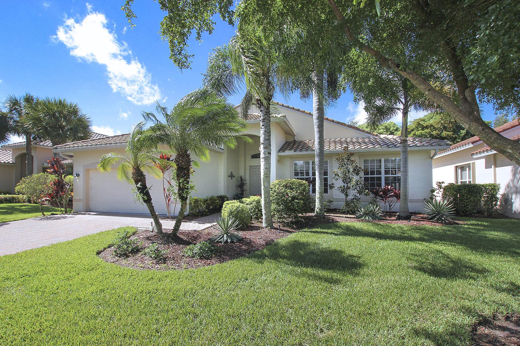 Casa Unifamiliar por un Venta en ESTERO 20438 Foxworth Cir Estero, Florida, 33928 Estados Unidos
