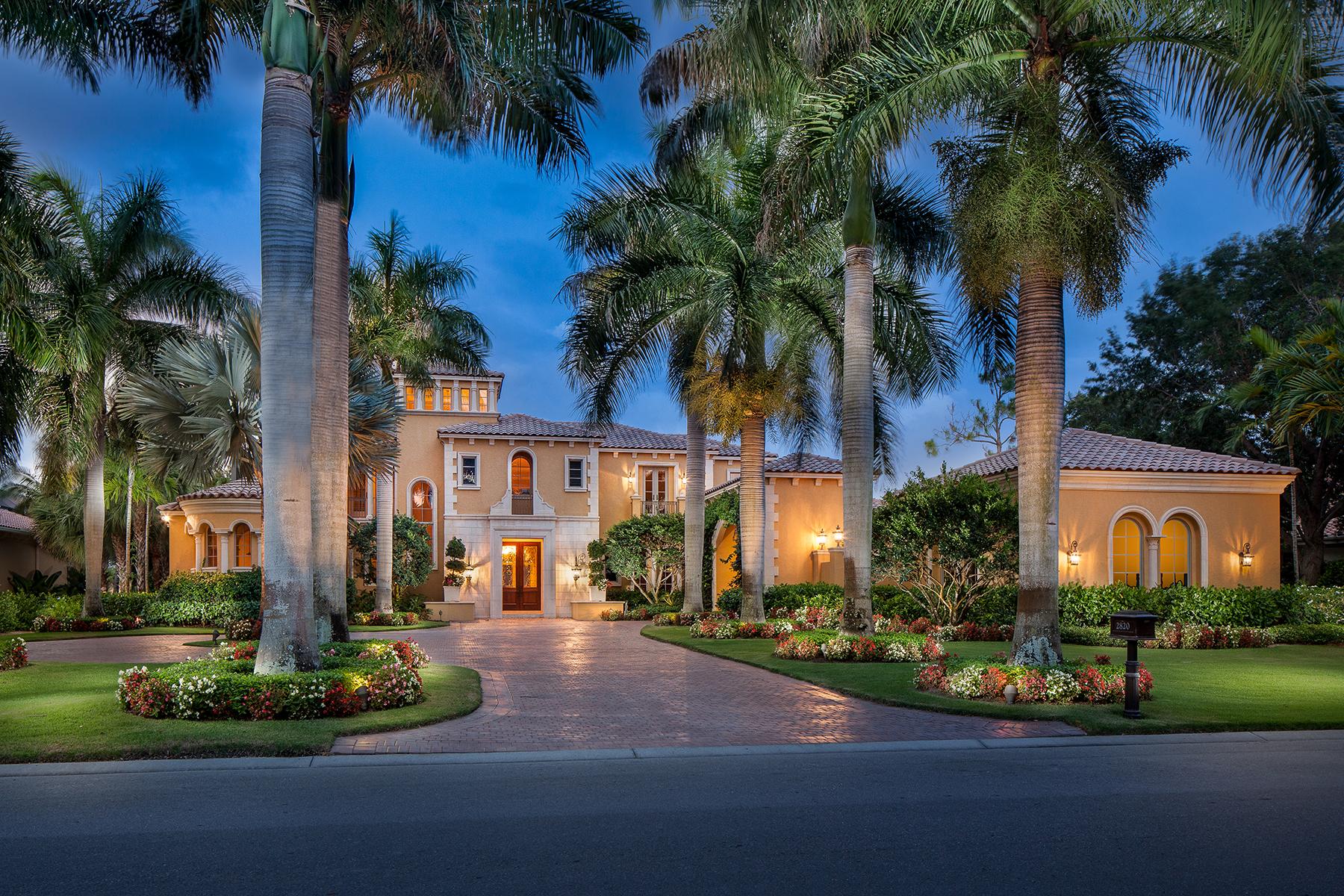 Einfamilienhaus für Verkauf beim 2820 Silverleaf Ln , Naples, FL 34105 2820 Silverleaf Ln Naples, Florida 34105 Vereinigte Staaten