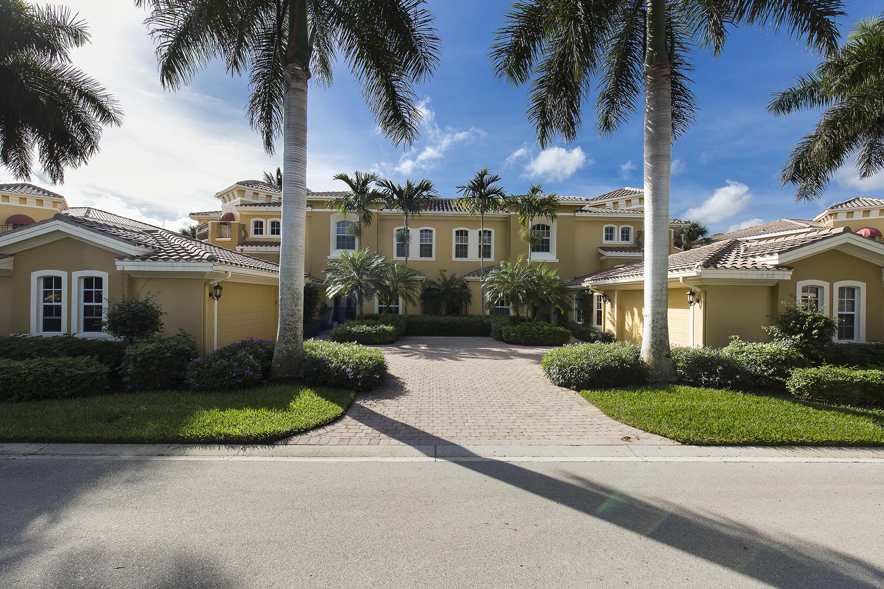 Condominium for Sale at MEDITERRA - MONTAROSSO 15516 Monterosso Ln 5-101 Naples, Florida 34110 United States