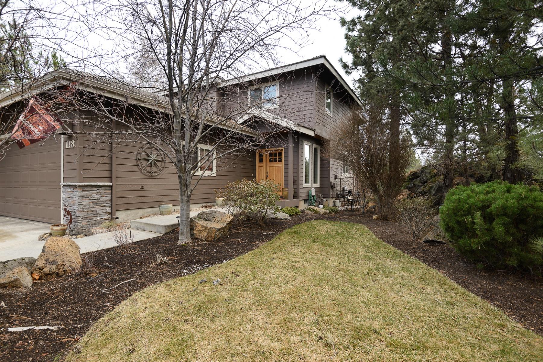 联栋屋 为 销售 在 Private Townhome in NW Bend 113 NW Gander Ct 本德, 俄勒冈州, 97701 美国