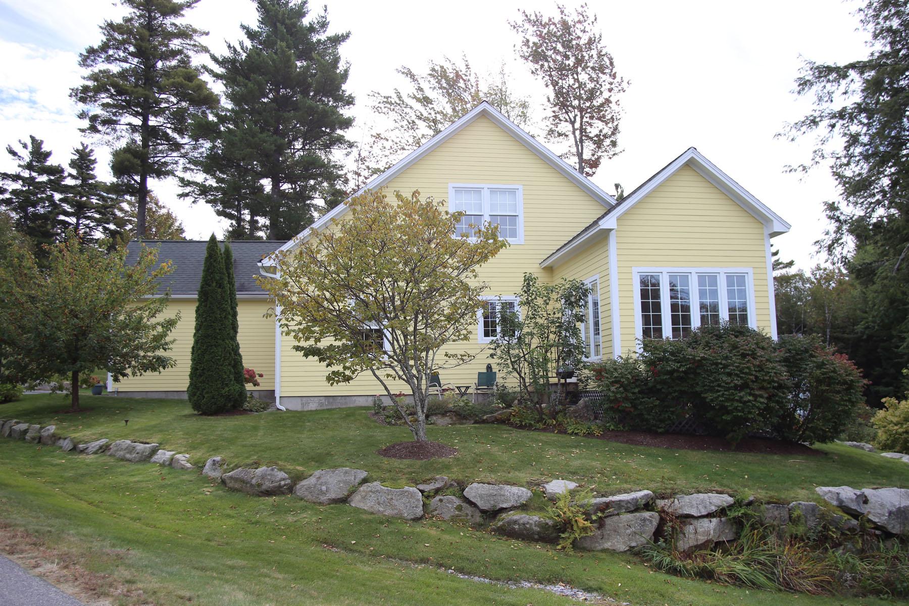 Maison unifamiliale pour l Vente à 14 Conifer, New London 14 Conifer Ln New London, New Hampshire 03257 États-Unis