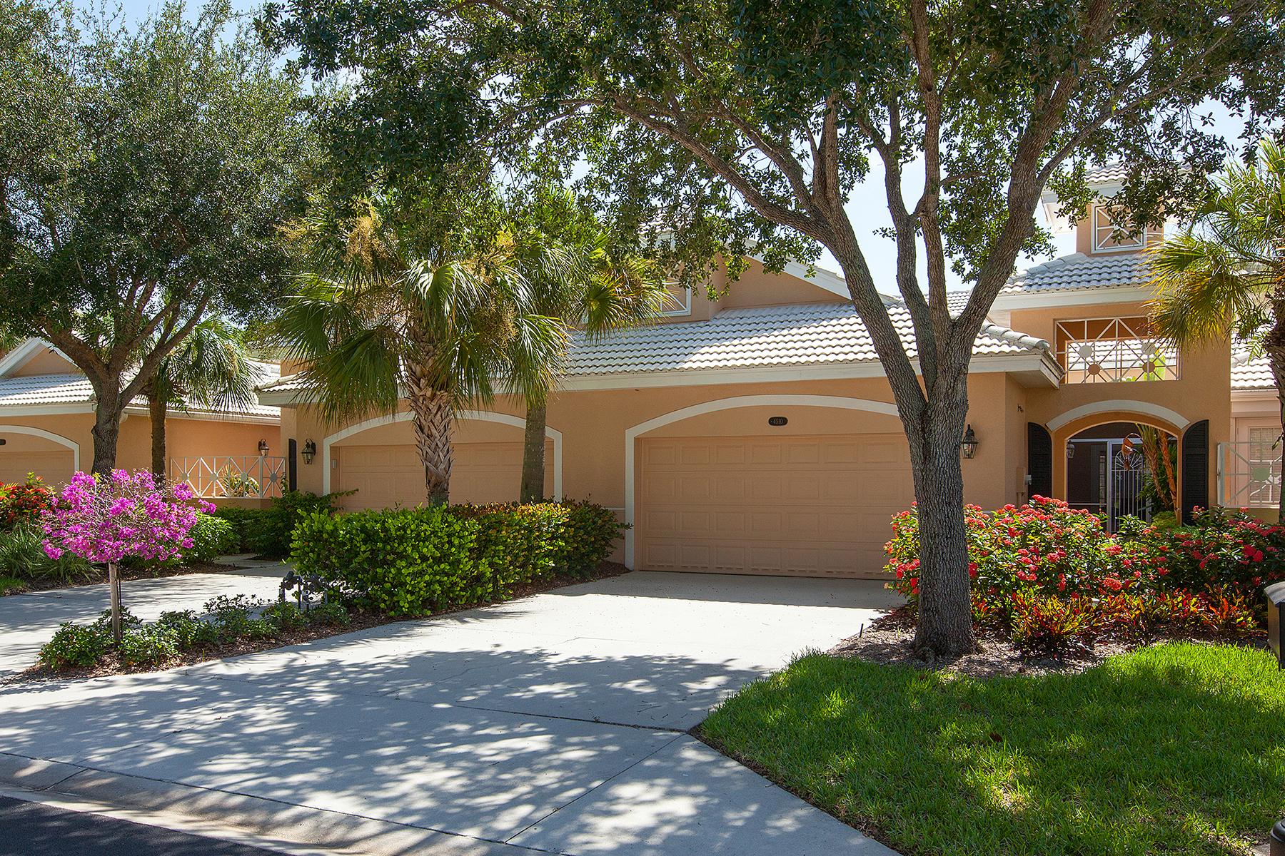 Maison de Ville pour l Vente à FIDDLER'S CREEK - CARDINAL COVE 4510 Cardinal Cove Ln Naples, Florida 34114 États-Unis