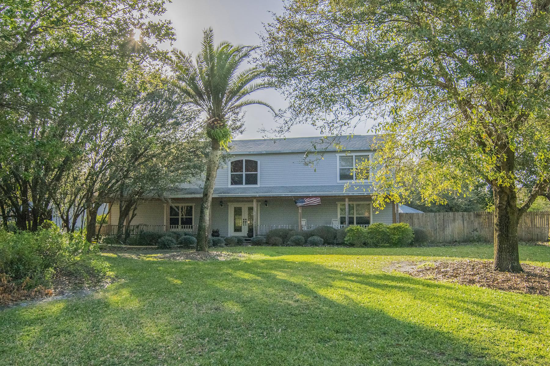 獨棟家庭住宅 為 出售 在 NEW PORT RICHEY 8633 Airway Blvd New Port Richey, 佛羅里達州, 34654 美國