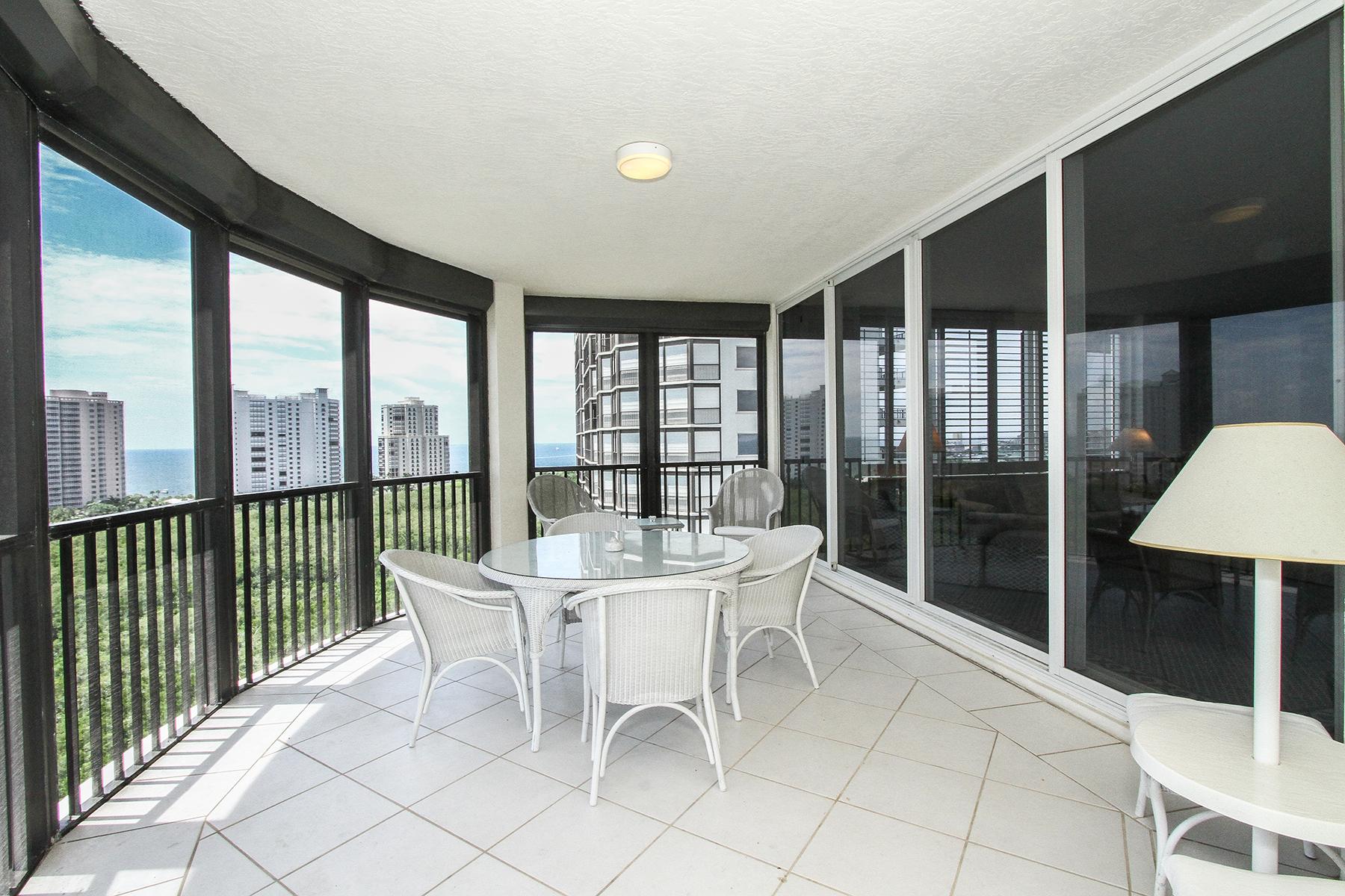 rentals property at PELICAN BAY-MARQUESA AT BAY COLONY