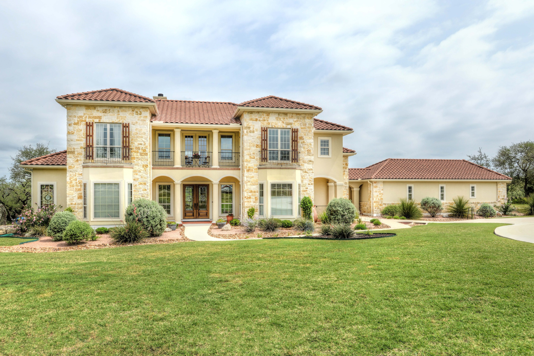 sales property at Custom Mediterranean Home in Waterstone