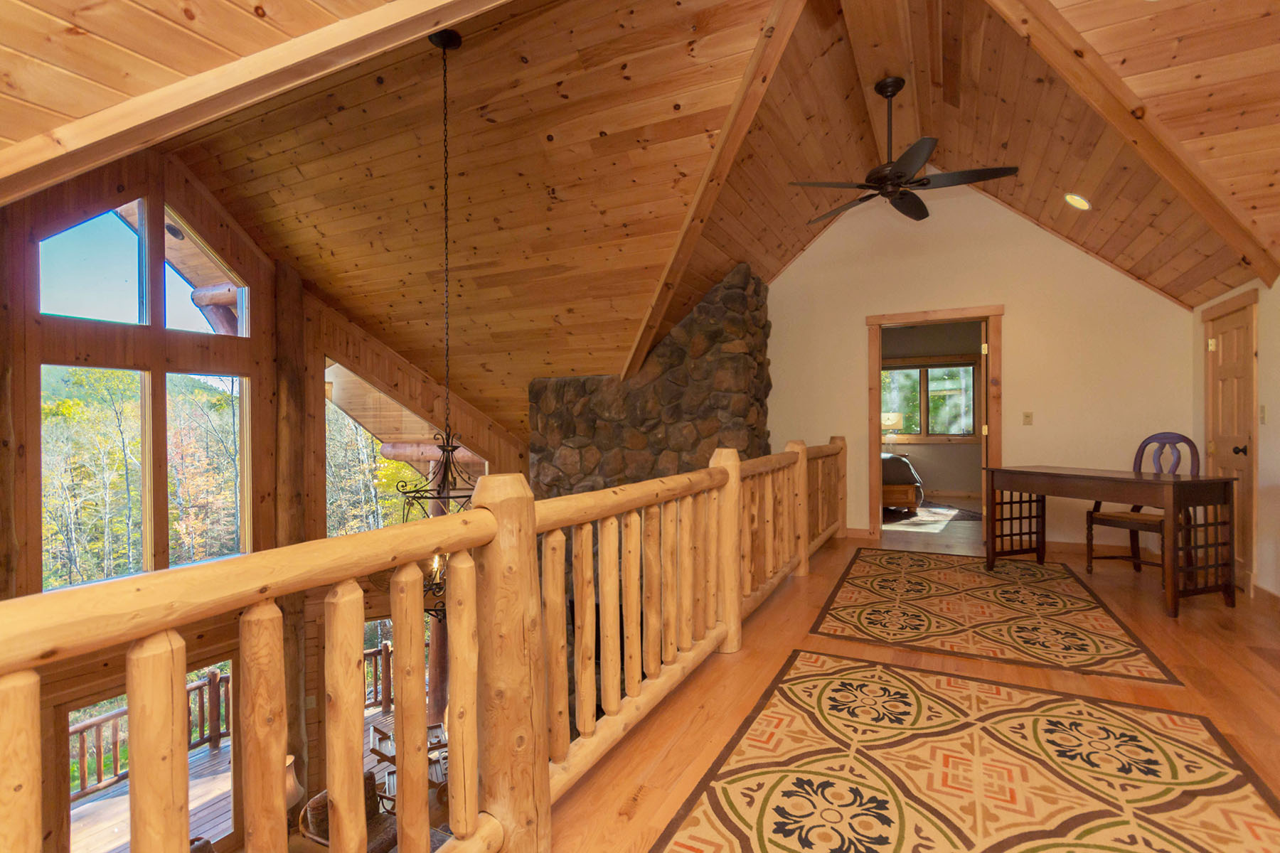 Additional photo for property listing at Gore Mountain Log Home 35  Evergreen Way 约翰斯堡, 纽约州 12853 美国