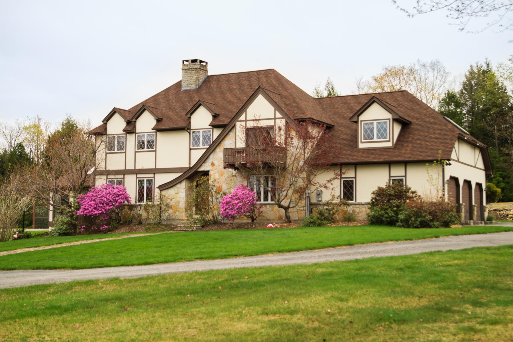 獨棟家庭住宅 為 出售 在 819 Old Homestead Hwy, Richmond Richmond, 新罕布什爾州 03470 美國
