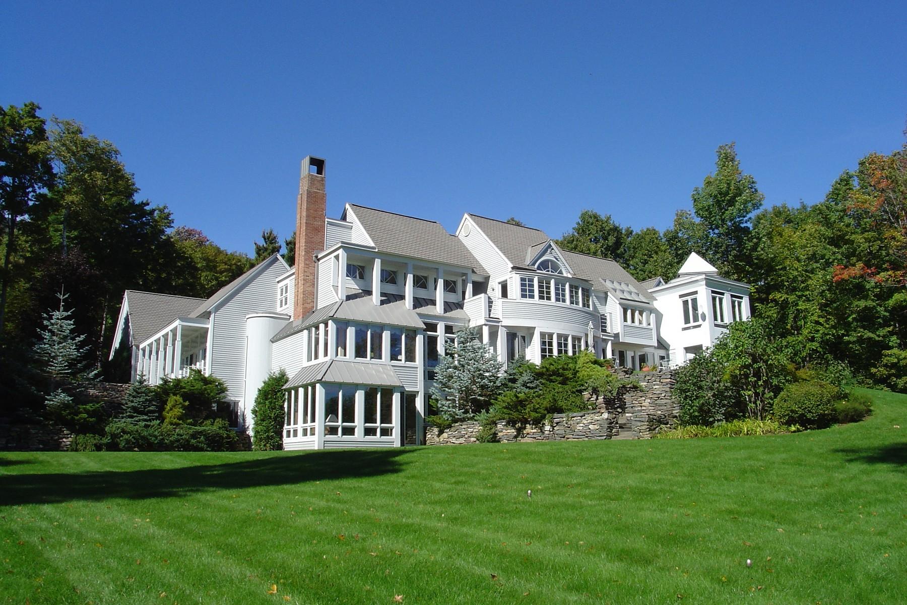Casa Unifamiliar por un Venta en Westfields Estate Manchester, Vermont 05254 Estados Unidos