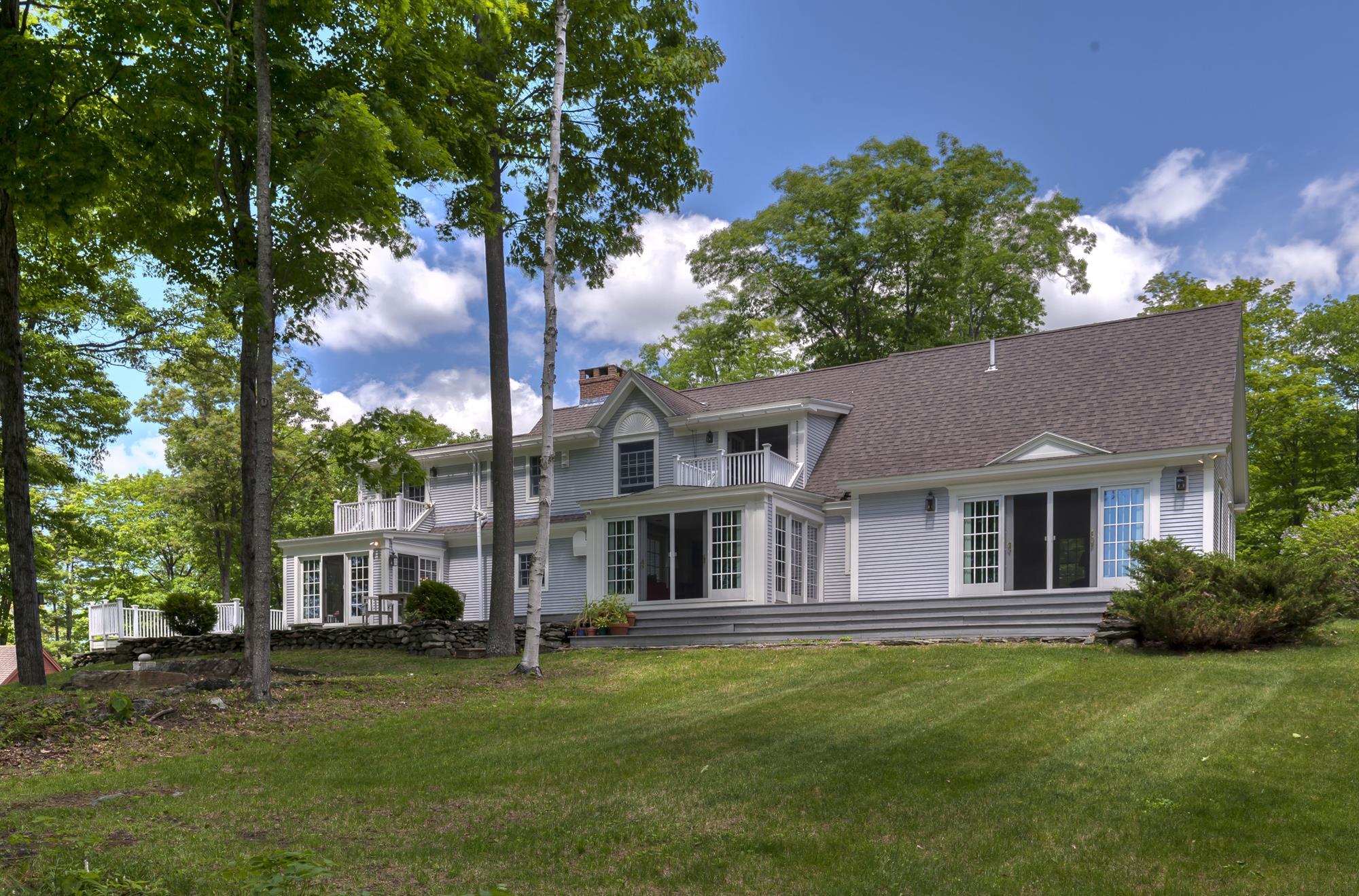 Single Family Home for Sale at Columbus Jordan Road, Plainfield Columbus Jordan Rd Plainfield, New Hampshire 03770 United States
