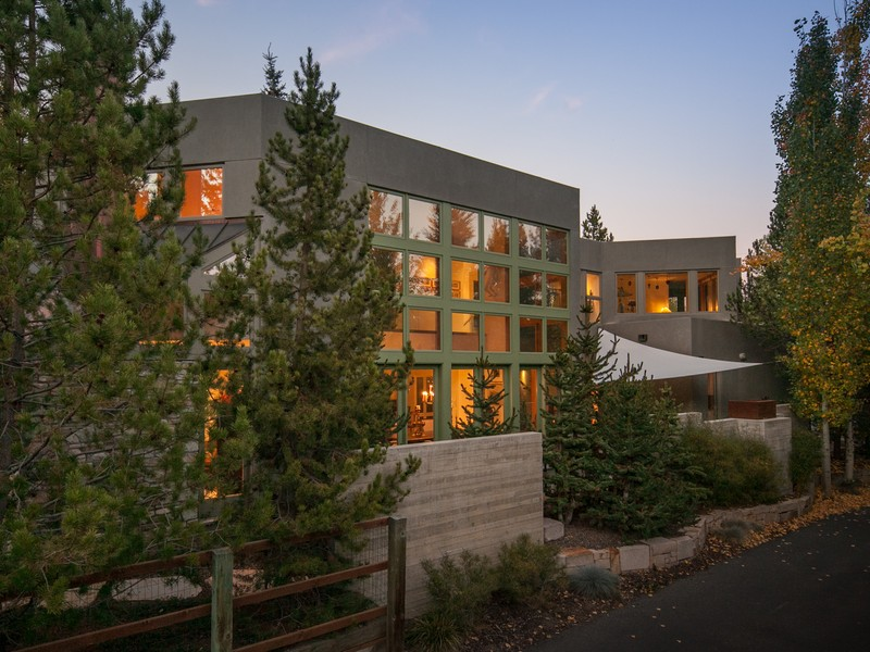 Casa Unifamiliar por un Venta en Contemporary Masterpiece 216 Broadway Boulevard Ketchum, Idaho 83340 Estados Unidos