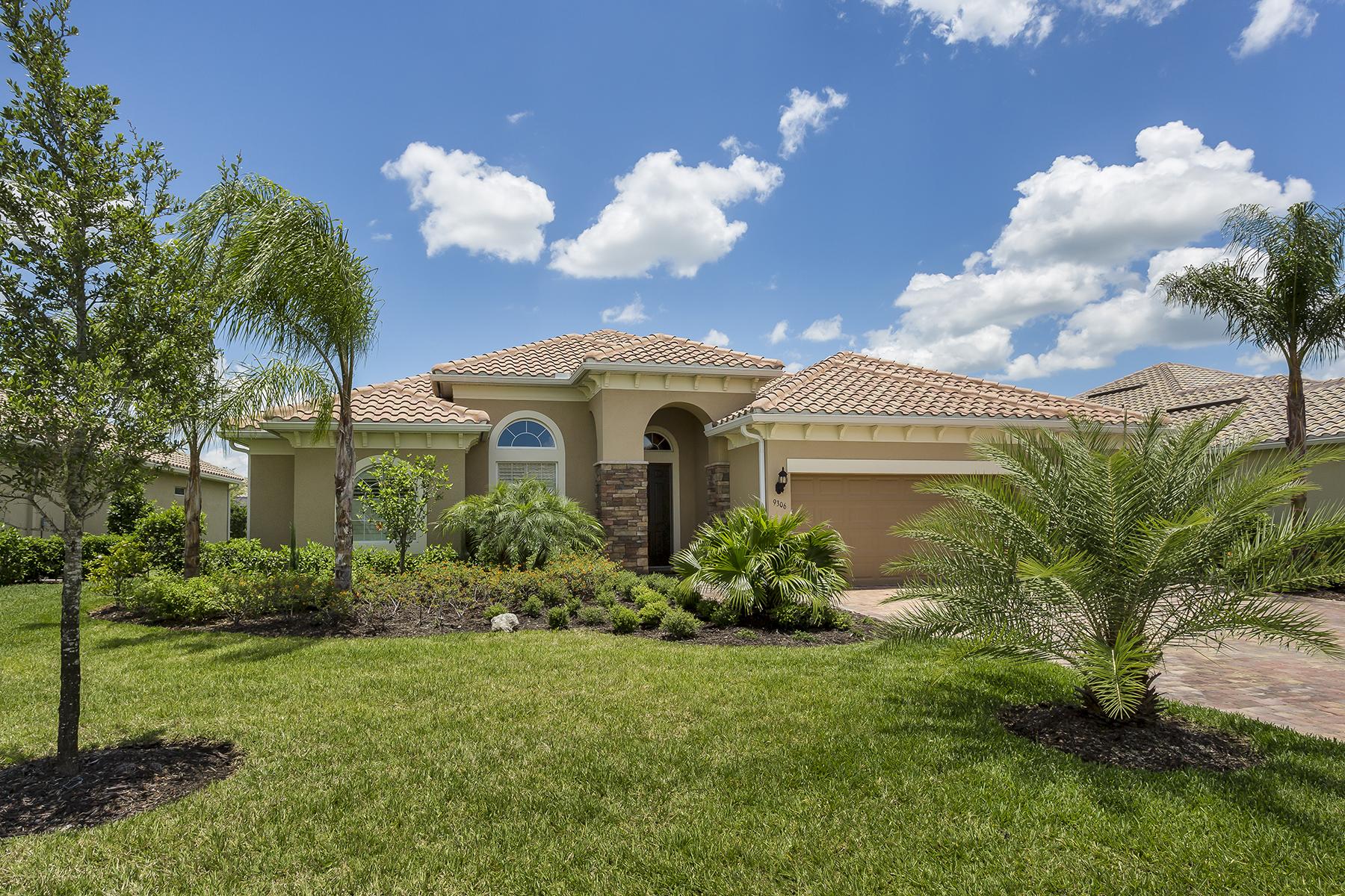 独户住宅 为 销售 在 THE QUARRY 9306 Quarry Dr 那不勒斯, 佛罗里达州, 34120 美国