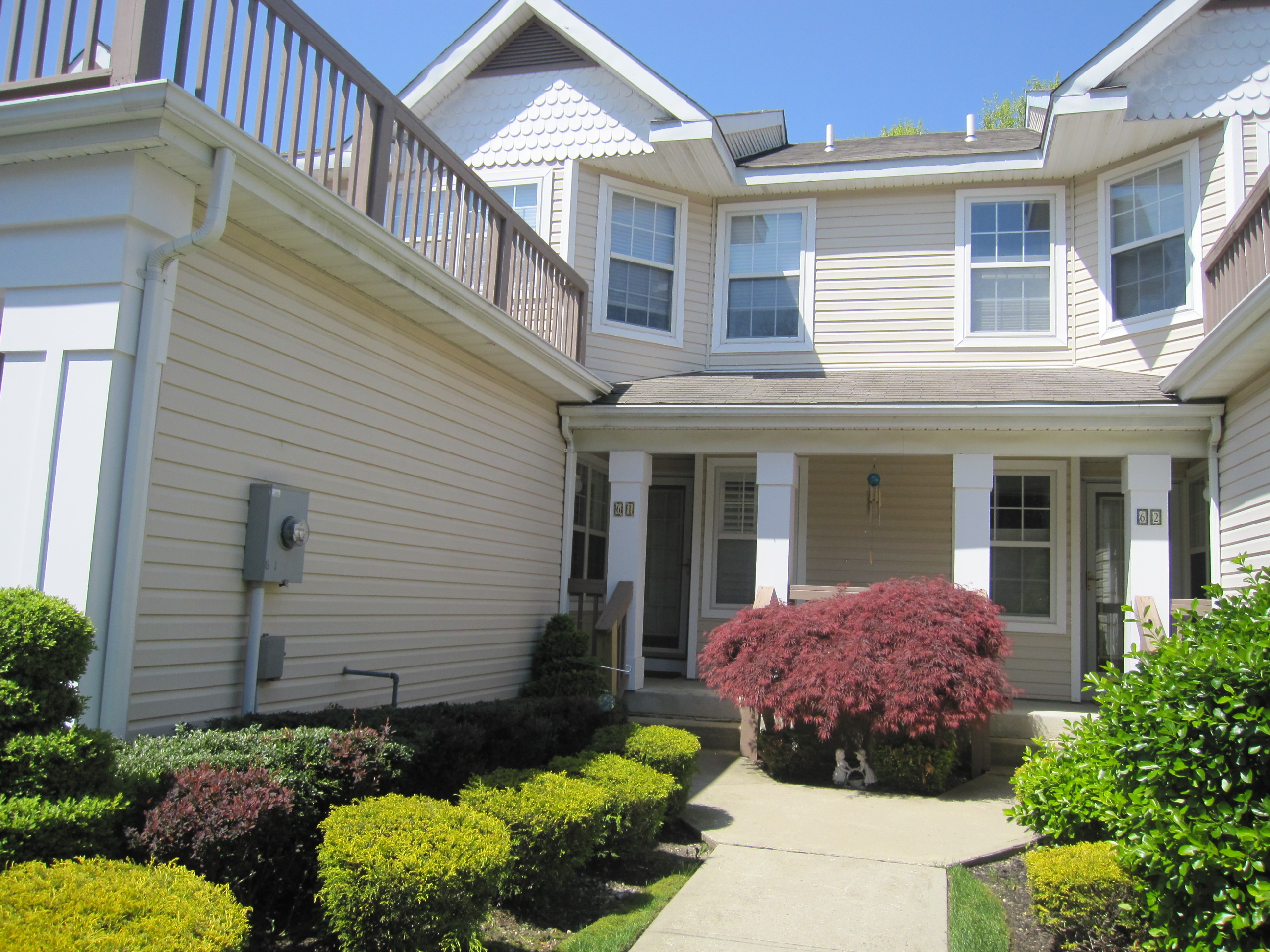 Single Family Home for Sale at Condo 61 Commodore Cir Port Jefferson Station, New York, 11776 United States