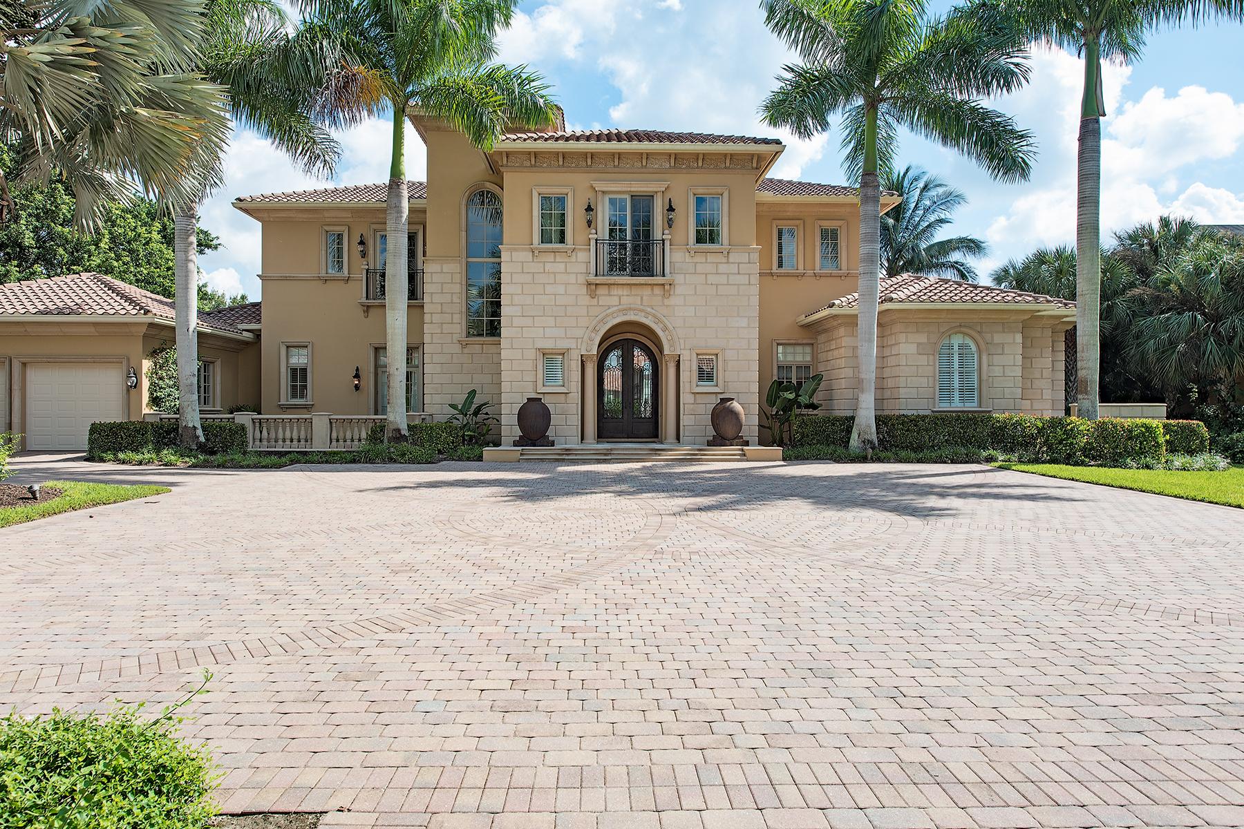 Villa per Vendita alle ore 2824 Silverleaf Ln , Naples, FL 34105 2824 Silverleaf Ln Naples, Florida, 34105 Stati Uniti