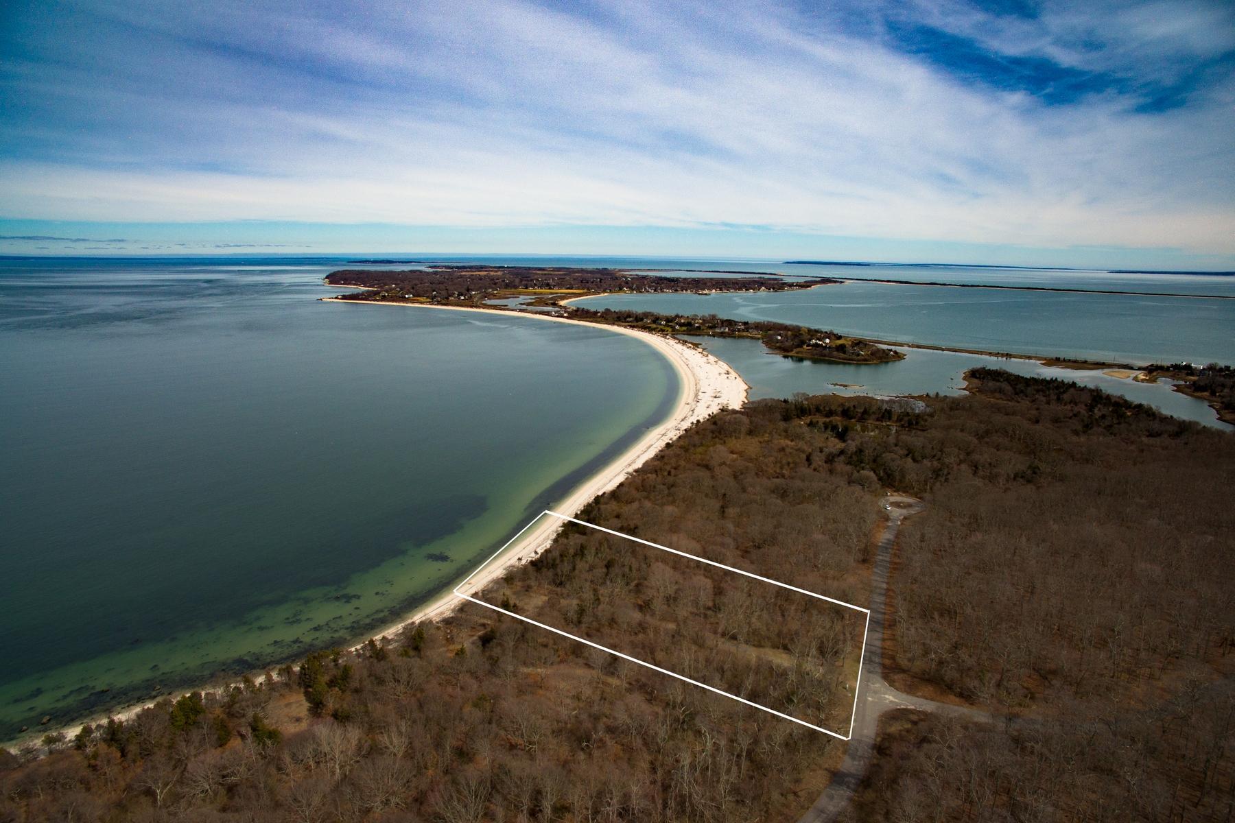 土地 のために 売買 アット Land Stoney Beach Rd East Marion, ニューヨーク, 11939 アメリカ合衆国