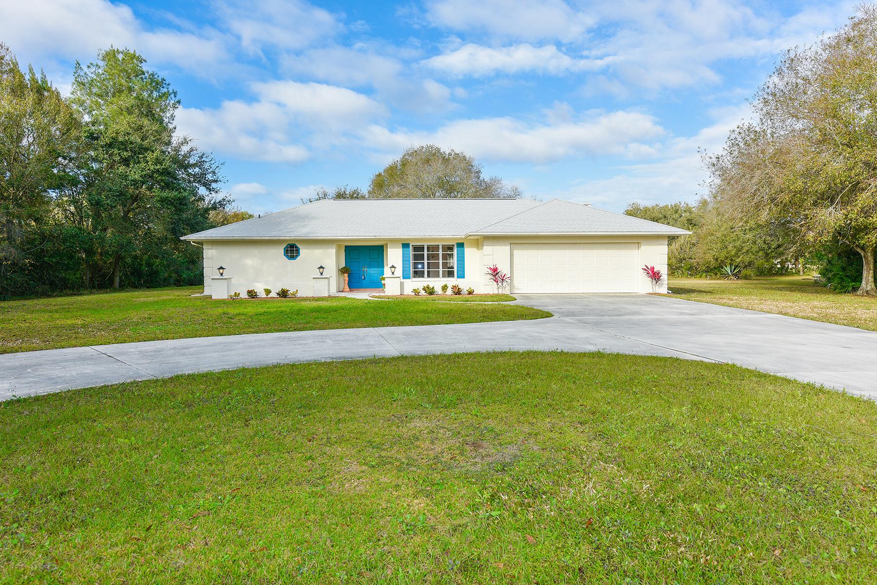 独户住宅 为 销售 在 VENICE ACRES 1323 Guardian Dr 威尼斯, 佛罗里达州, 34292 美国