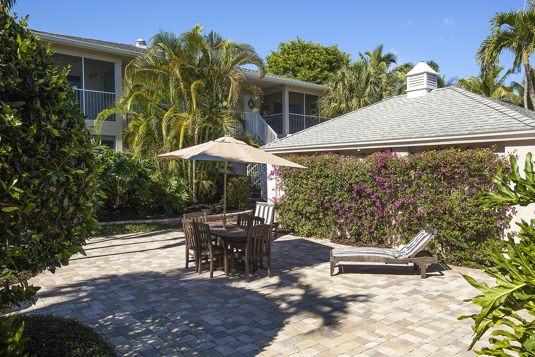sales property at OLD NAPLES - CAMBIER COURT