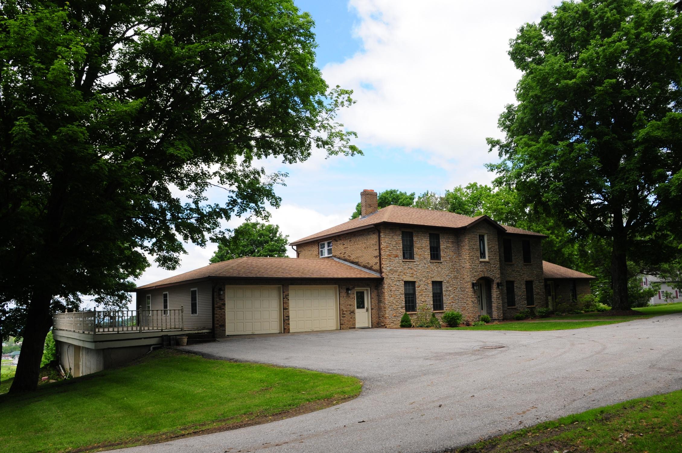 獨棟家庭住宅 為 出售 在 126 Fairfield Hill Road, St. Albans Town 126 Fairfield Hill Rd St. Albans, 佛蒙特州 05478 美國