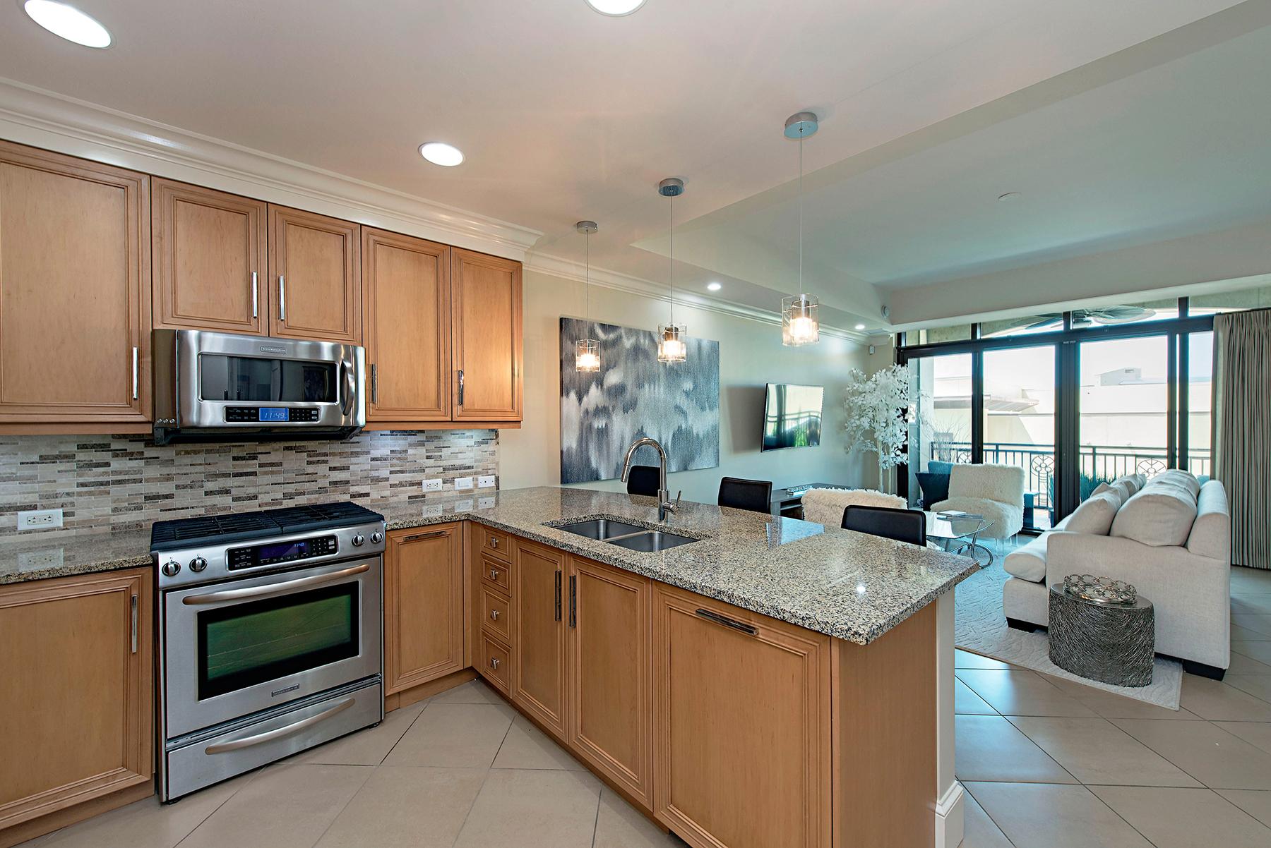 Eigentumswohnung für Verkauf beim Mercato 9123 Strada Pl 7508 Naples, Florida, 34108 Vereinigte Staaten