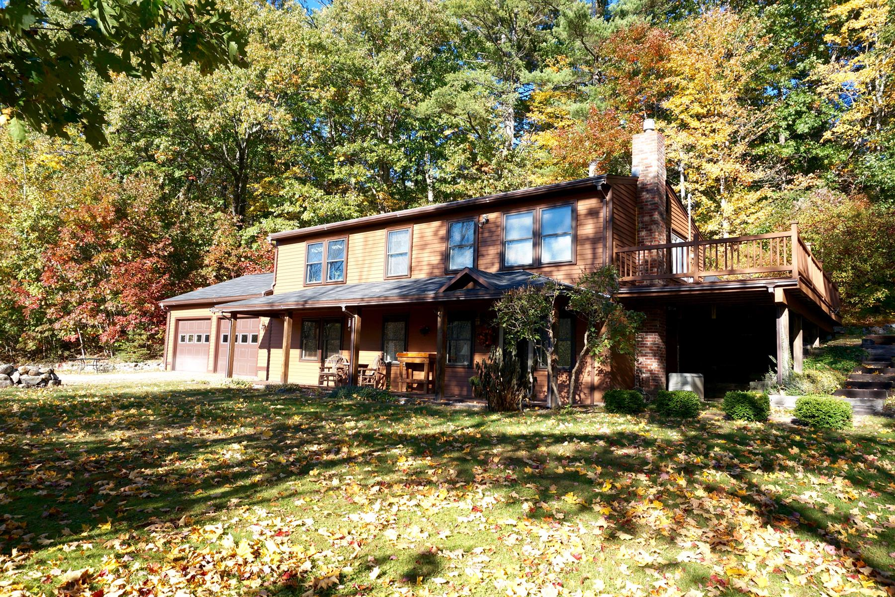 Single Family Home for Sale at 90 Meetinghouse Hill Road, Sutton 90 Meetinghouse Hill Rd Sutton, New Hampshire 03273 United States