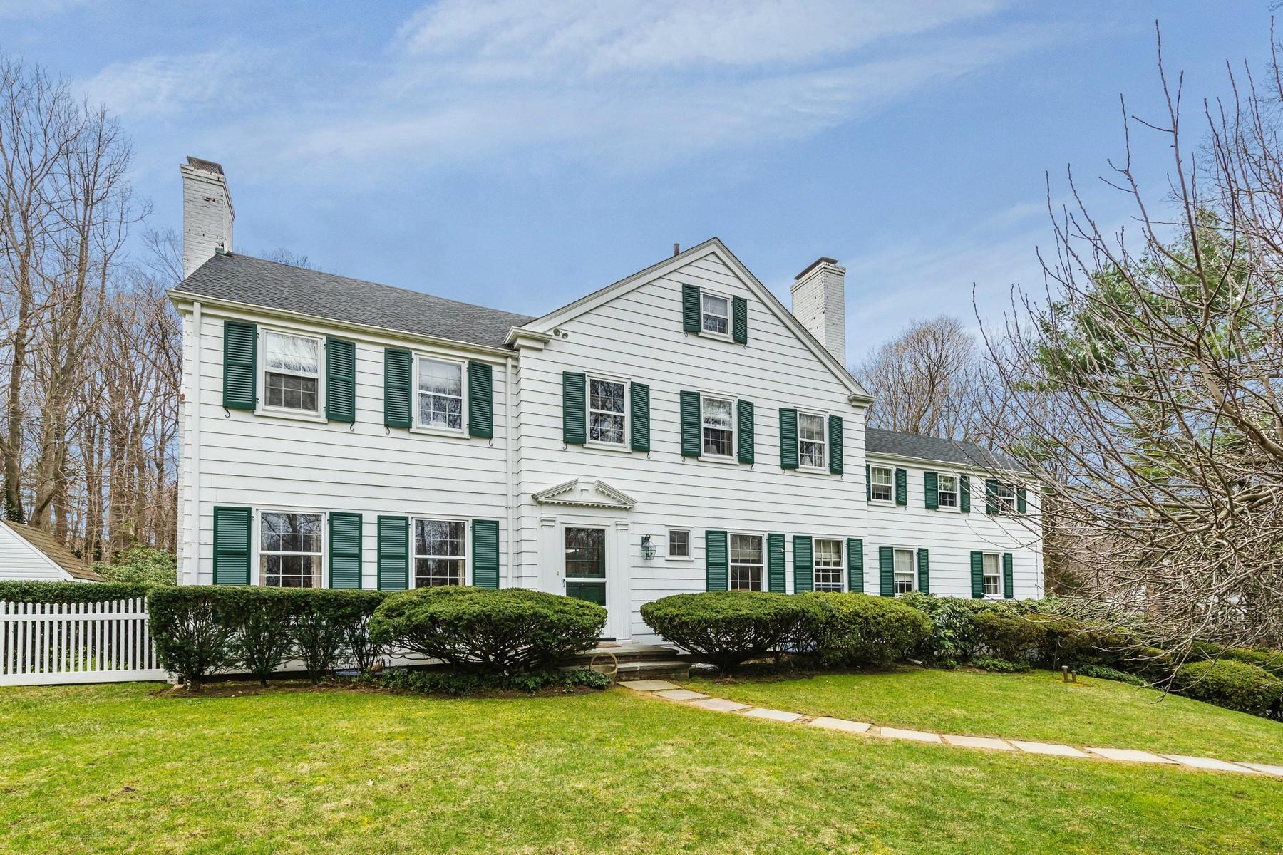 Casa para uma família para Venda às Fox's Point Matinecock, Nova York 11560 Estados Unidos