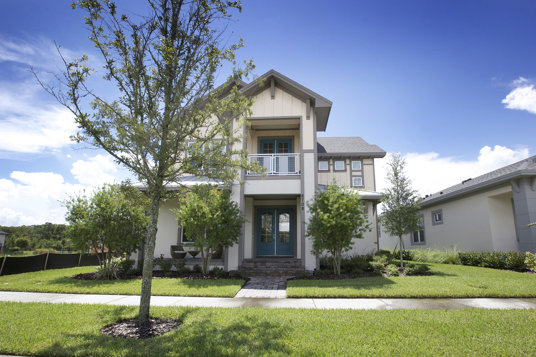 Single Family Home for Sale at LAUREATE PARK 8708 Reymont St Orlando, Florida, 32827 United States