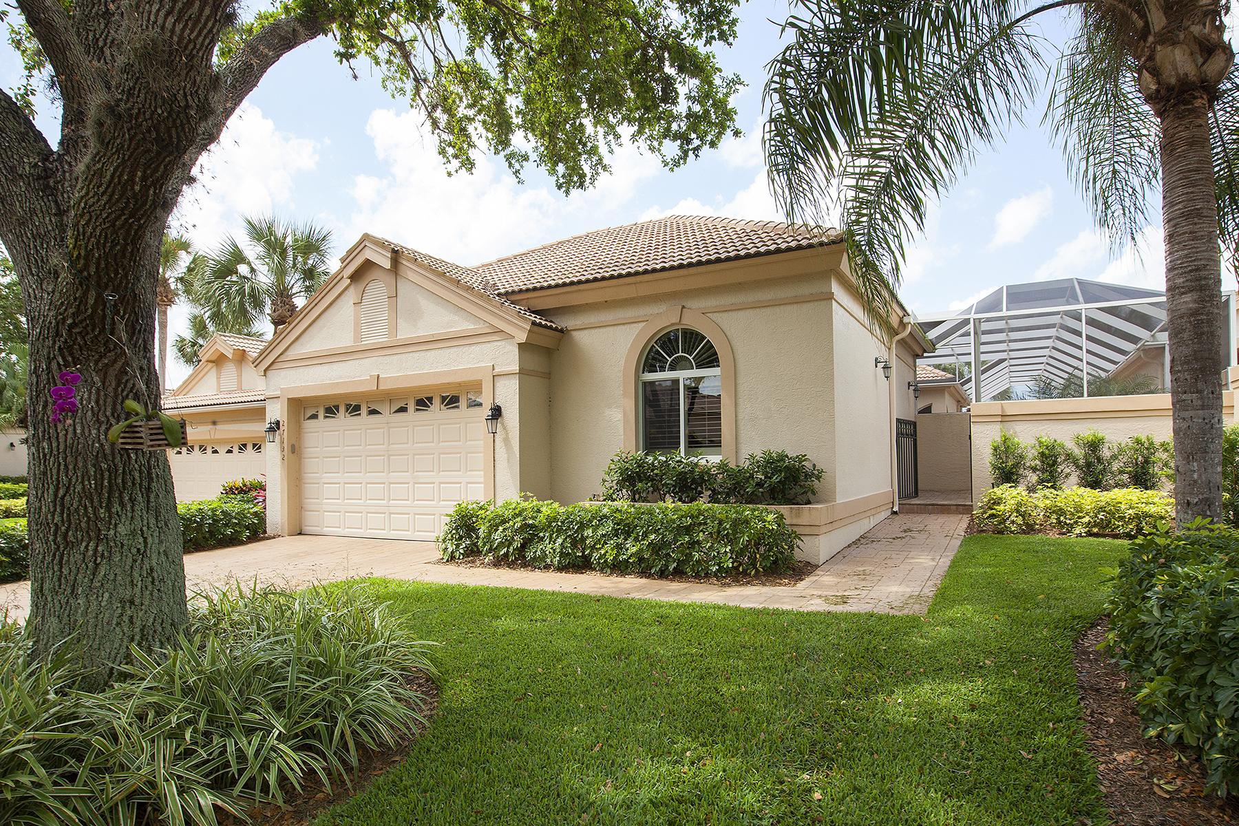 Casa Unifamiliar por un Venta en LOST LAKE - BONITA BAY 27132 Lost Lake Ln Bonita Springs, Florida, 34134 Estados Unidos