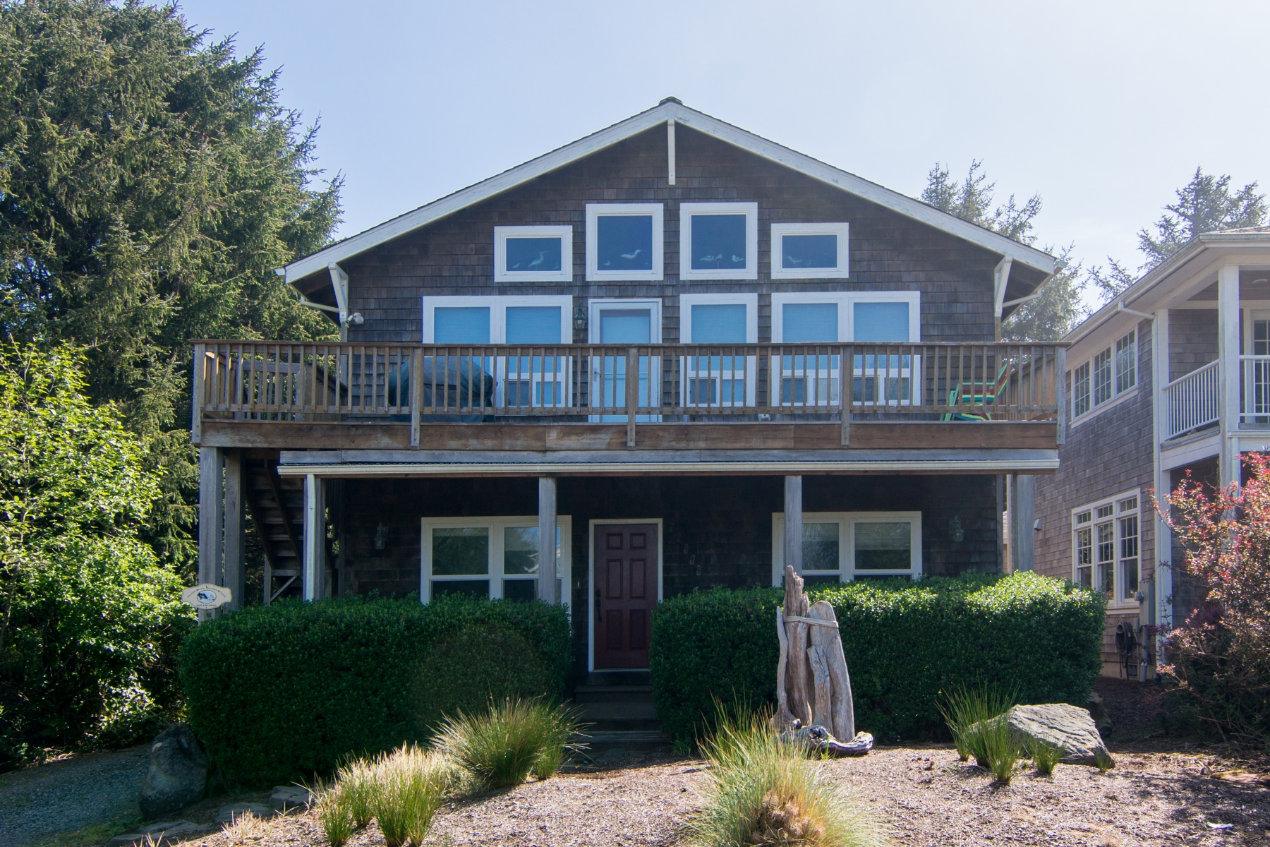 Single Family Home for Sale at 79929 W Beach RD, ARCH CAPE Arch Cape, Oregon, 97102 United States